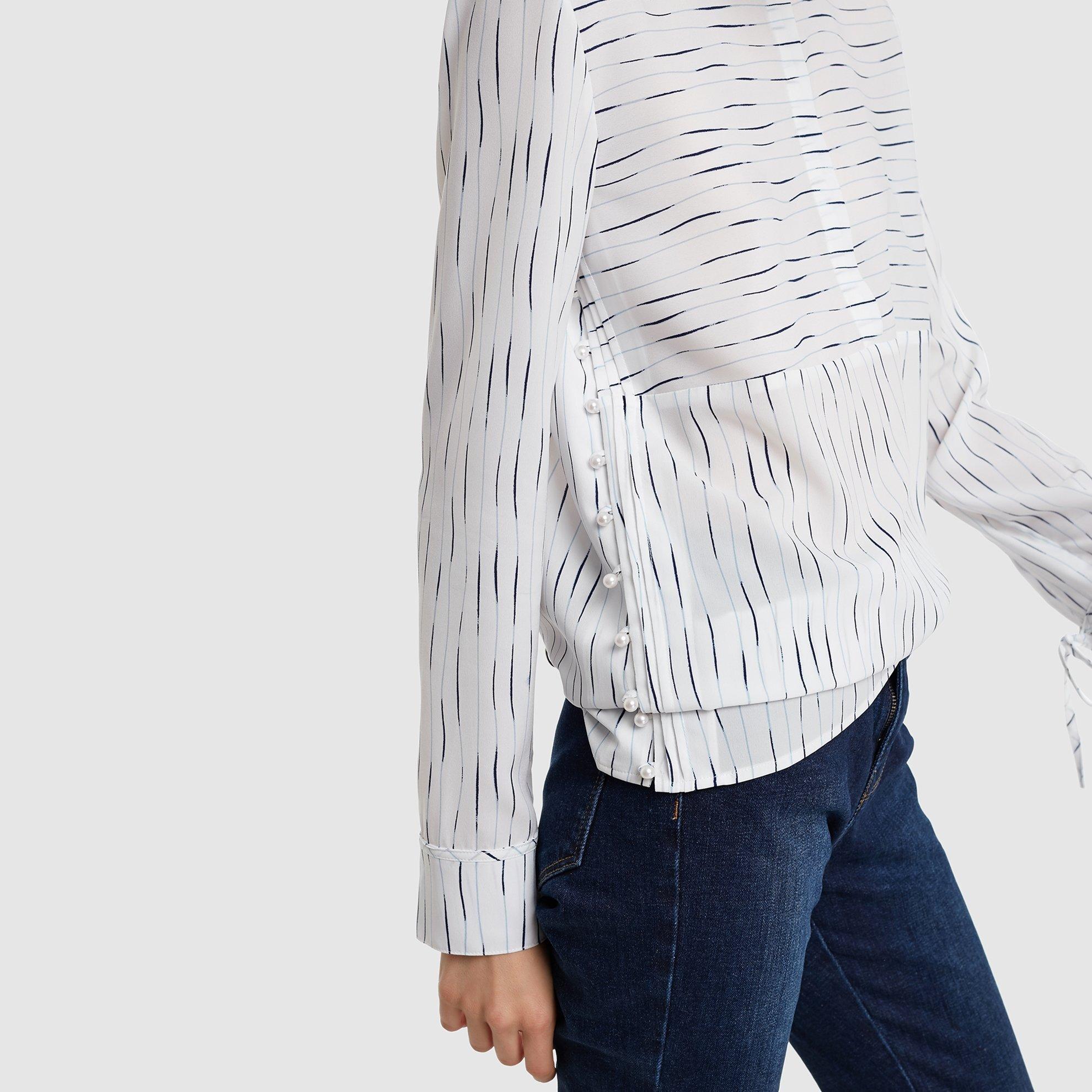 Pleat Detailed Shirt
