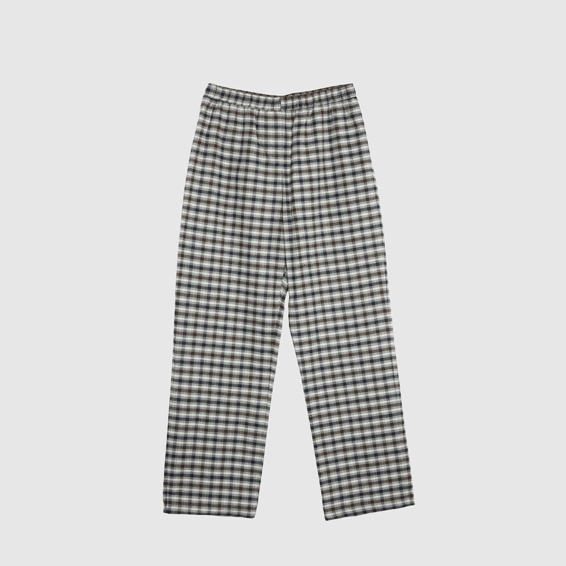Klasik Kesim Pijama Altı