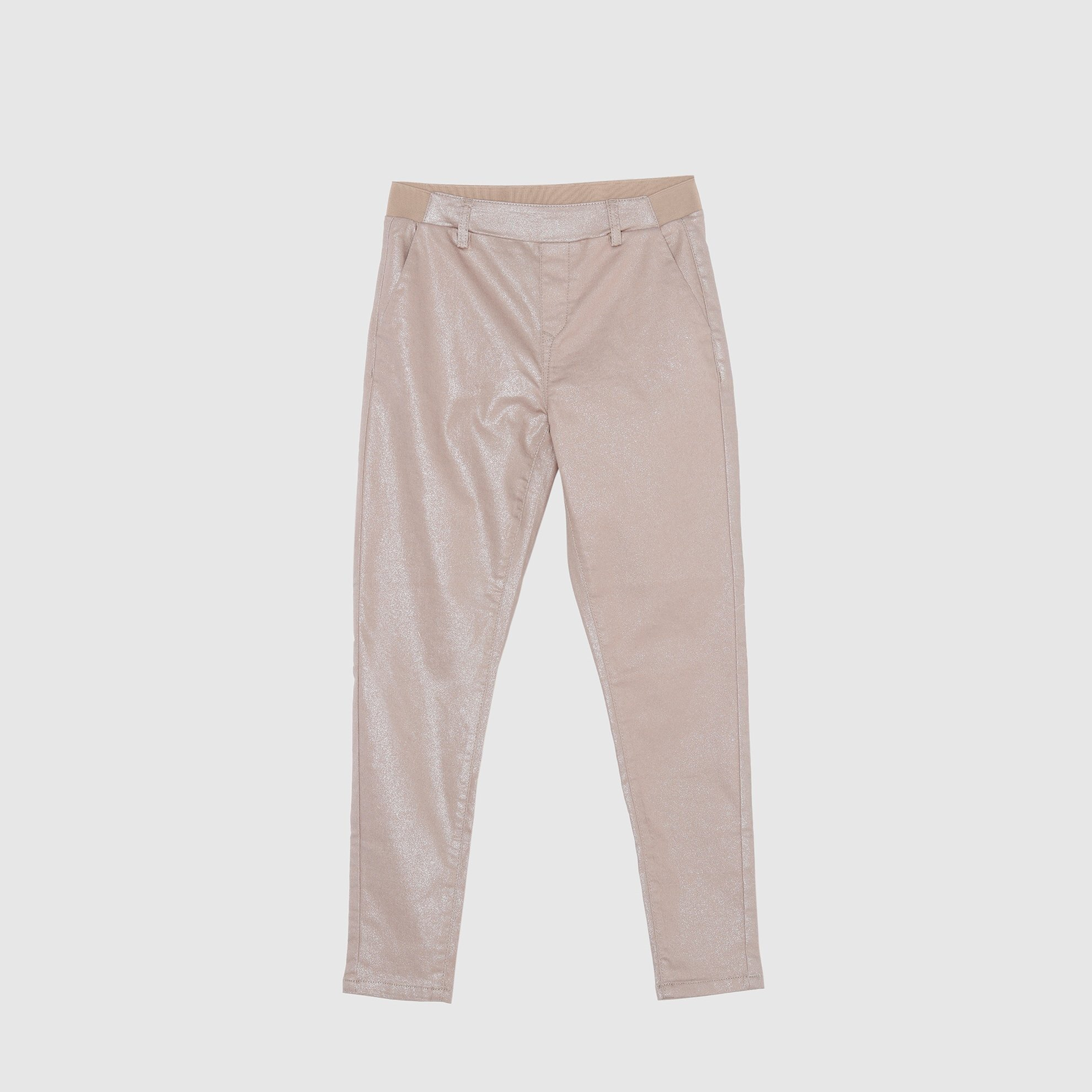 Piping Detailed Tailored Fit Pants