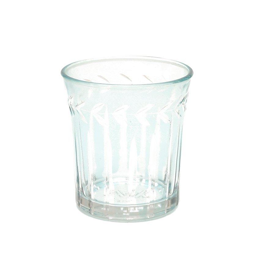 Glas Teelichthalter (7 x 8 cm )