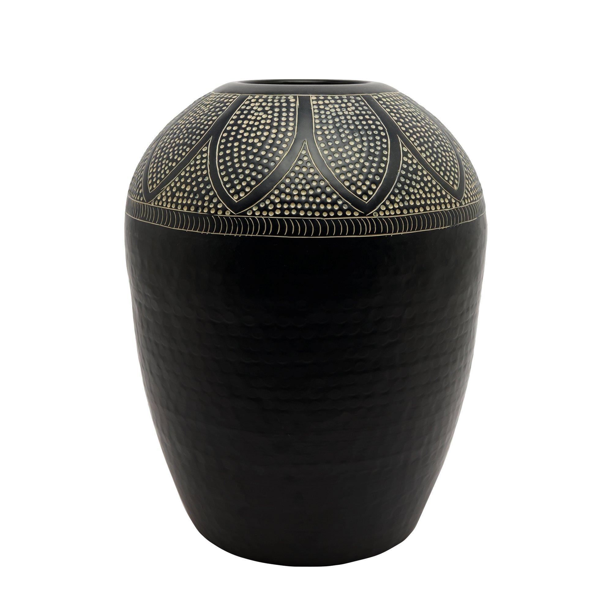 Metal Vazo (35x45cm)