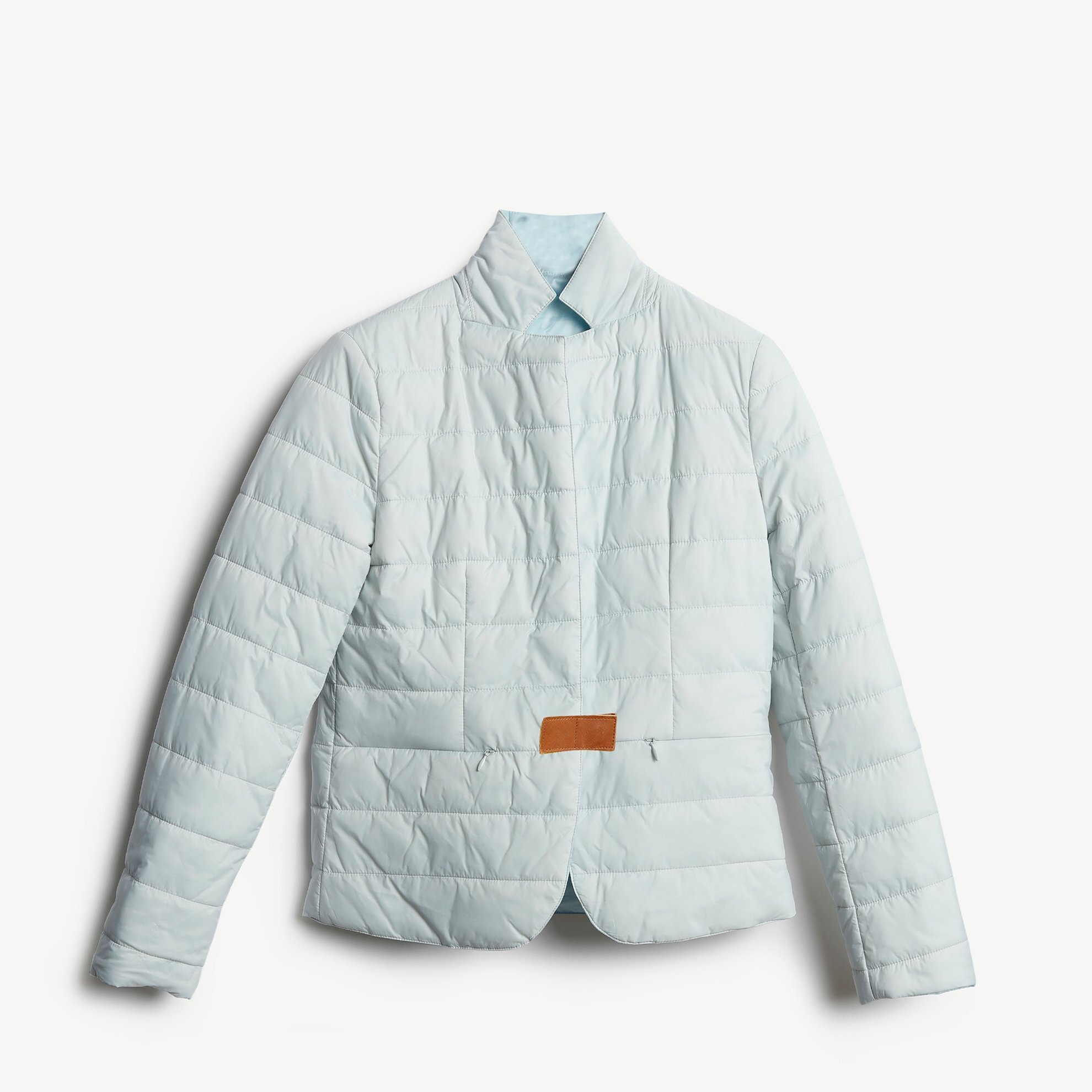 Microfiber Down Jacket
