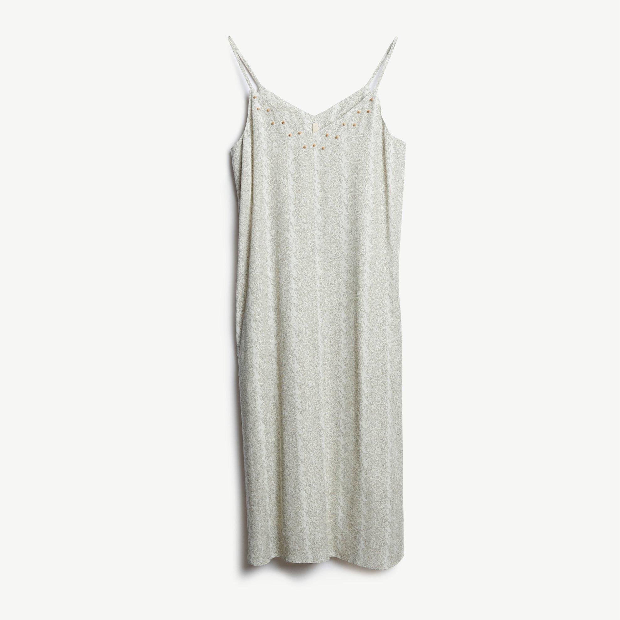 Strap Detailed Dress