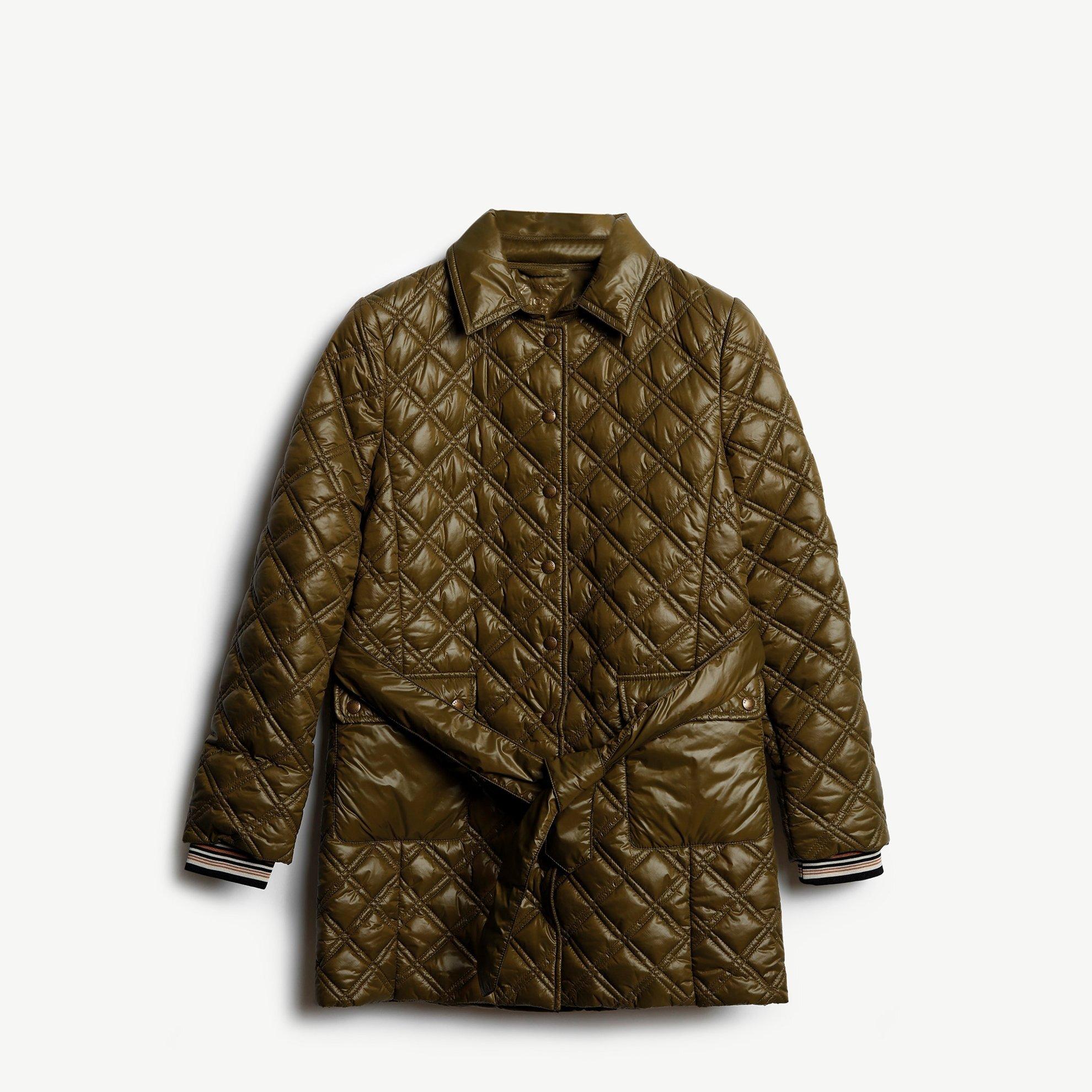 Mantel aus Mikrofiber