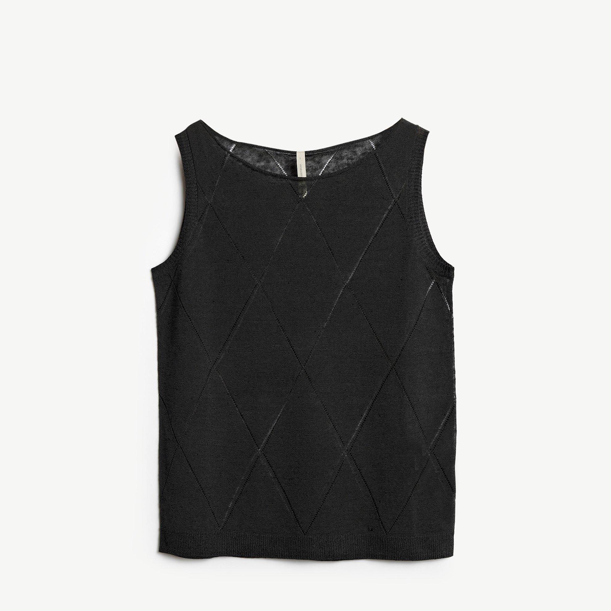 Sleeveless Knitwear