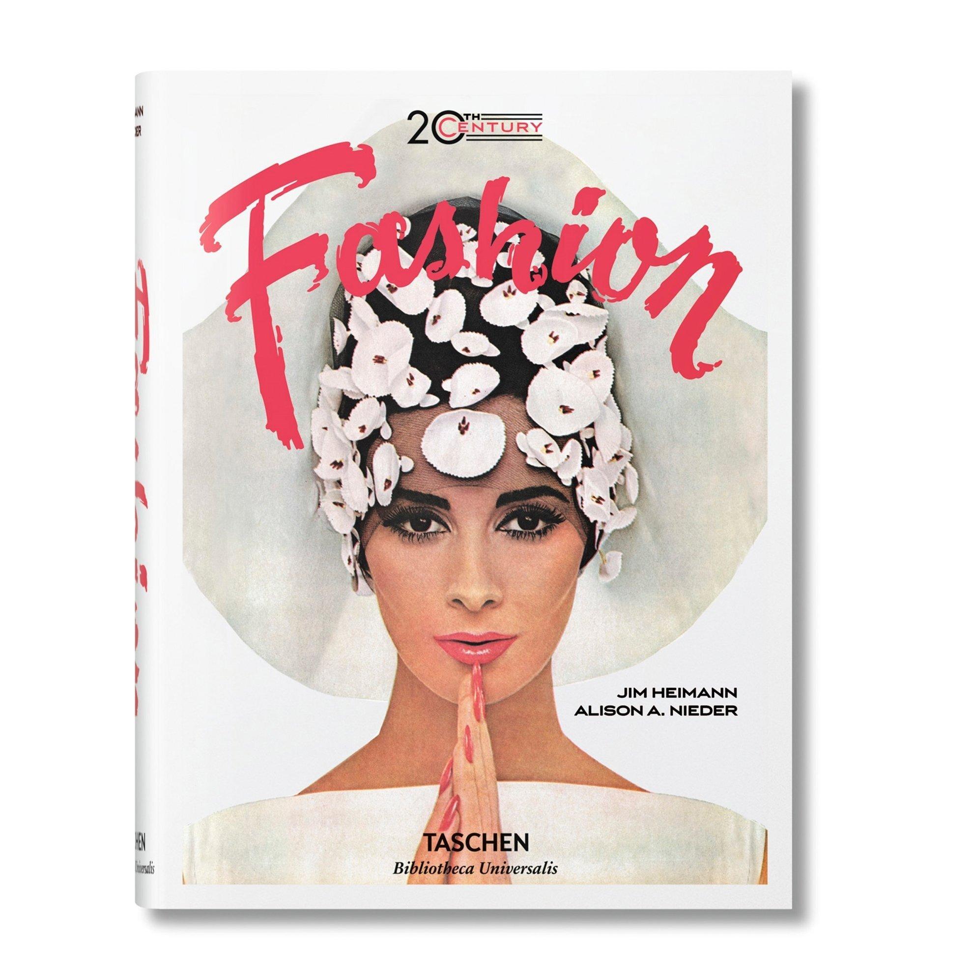 Book - 20th Century Fashion 100 Years