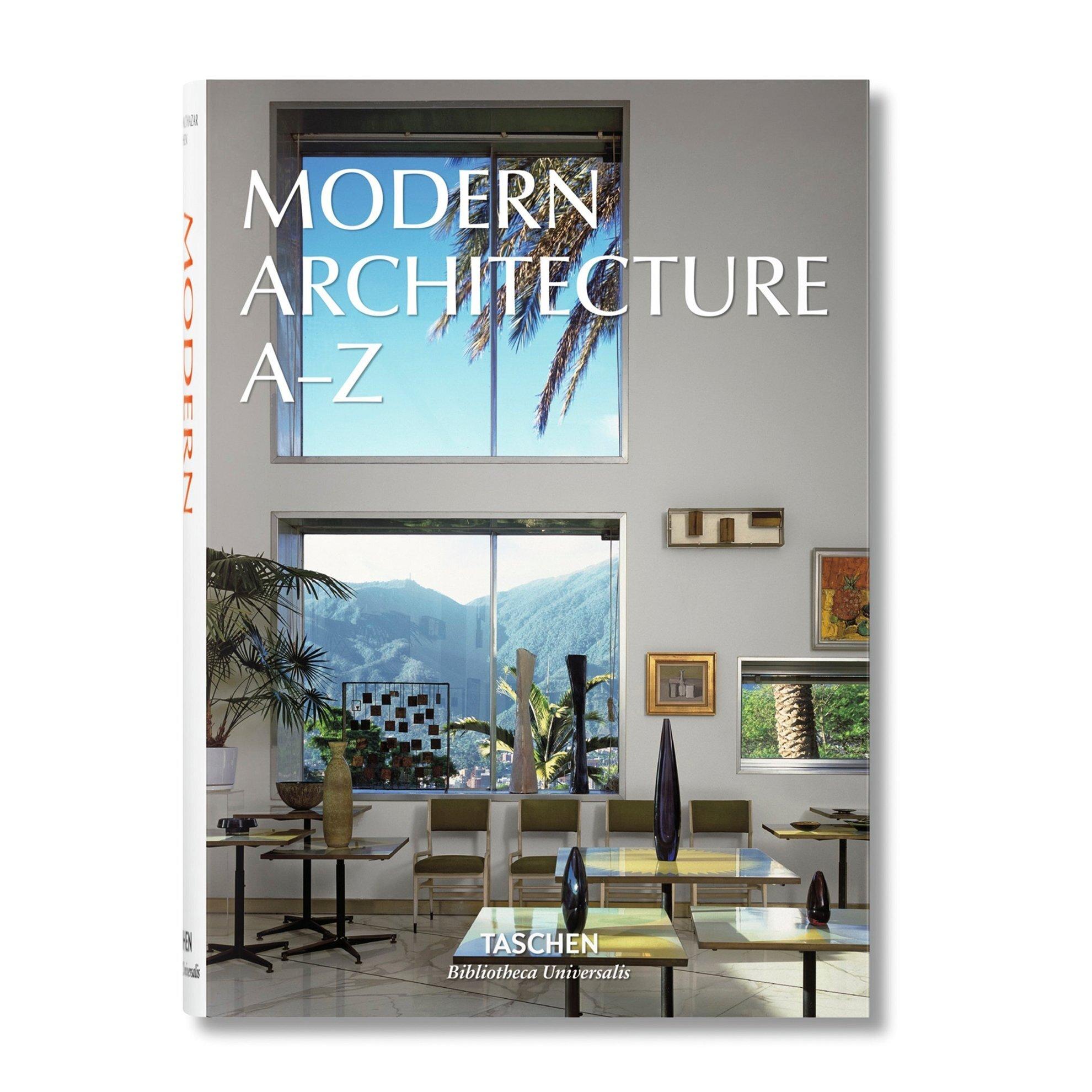 Book - Modern Architecture A-Z