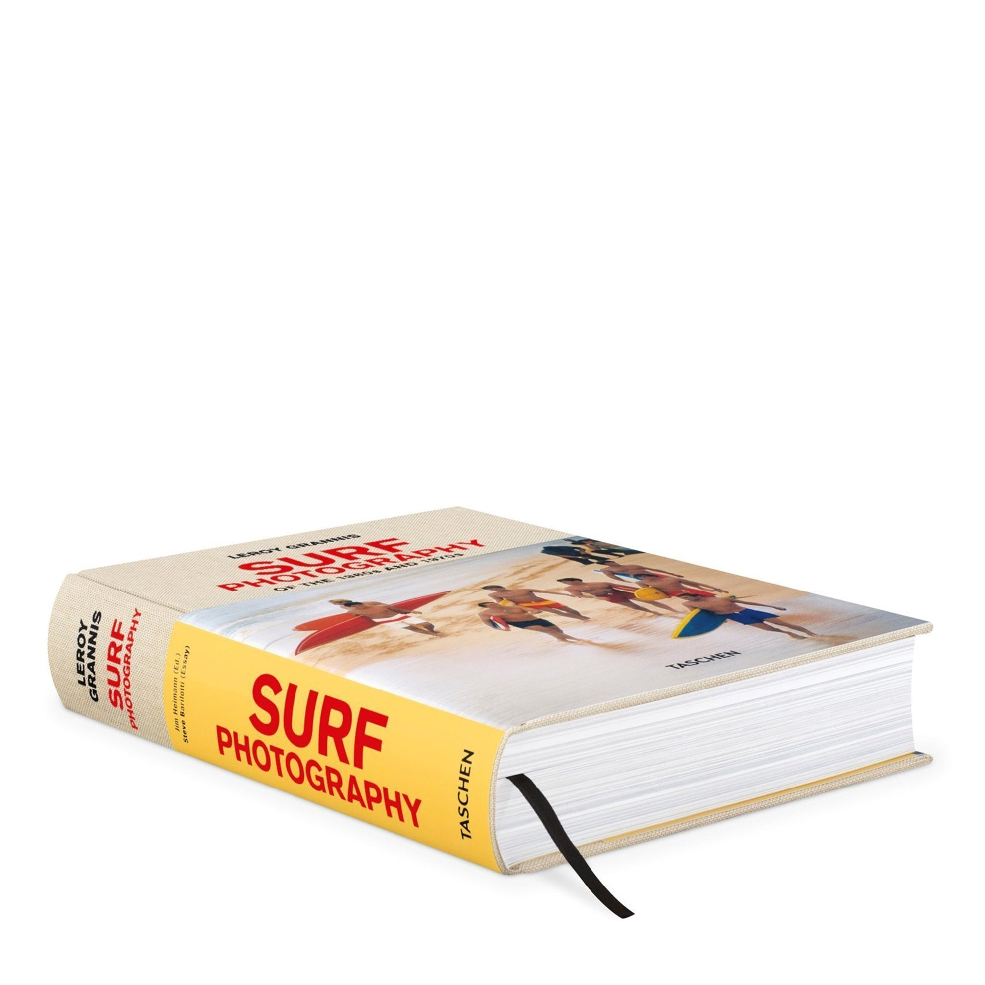 Kitap - Leroy Grannıs Surf Photography