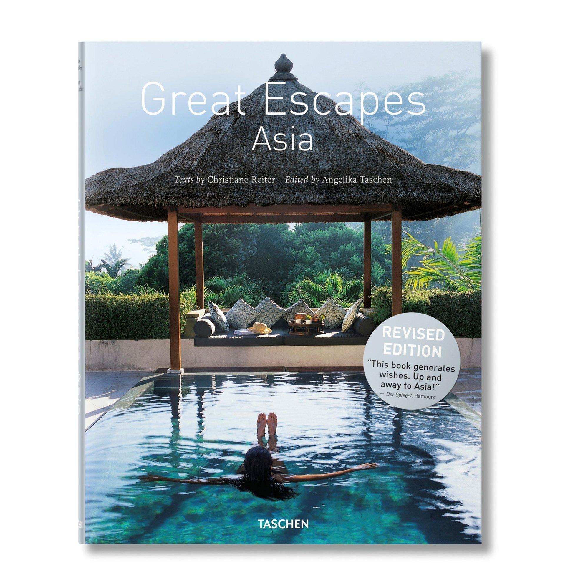 resm Kitap - Great Escapes Asıa