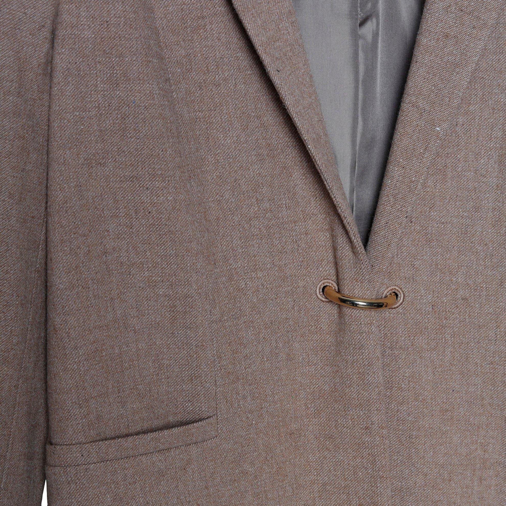 resm Toka Detaylı Palto