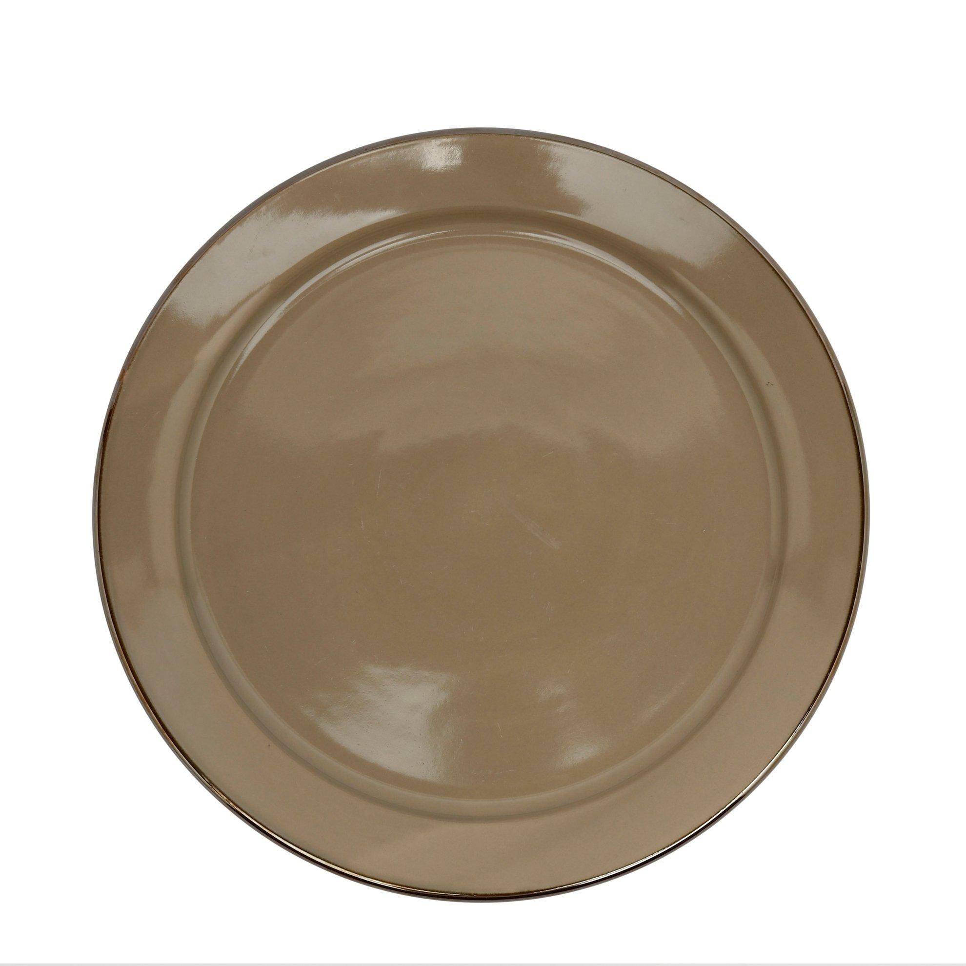 Stoneware Yemek Tabağı