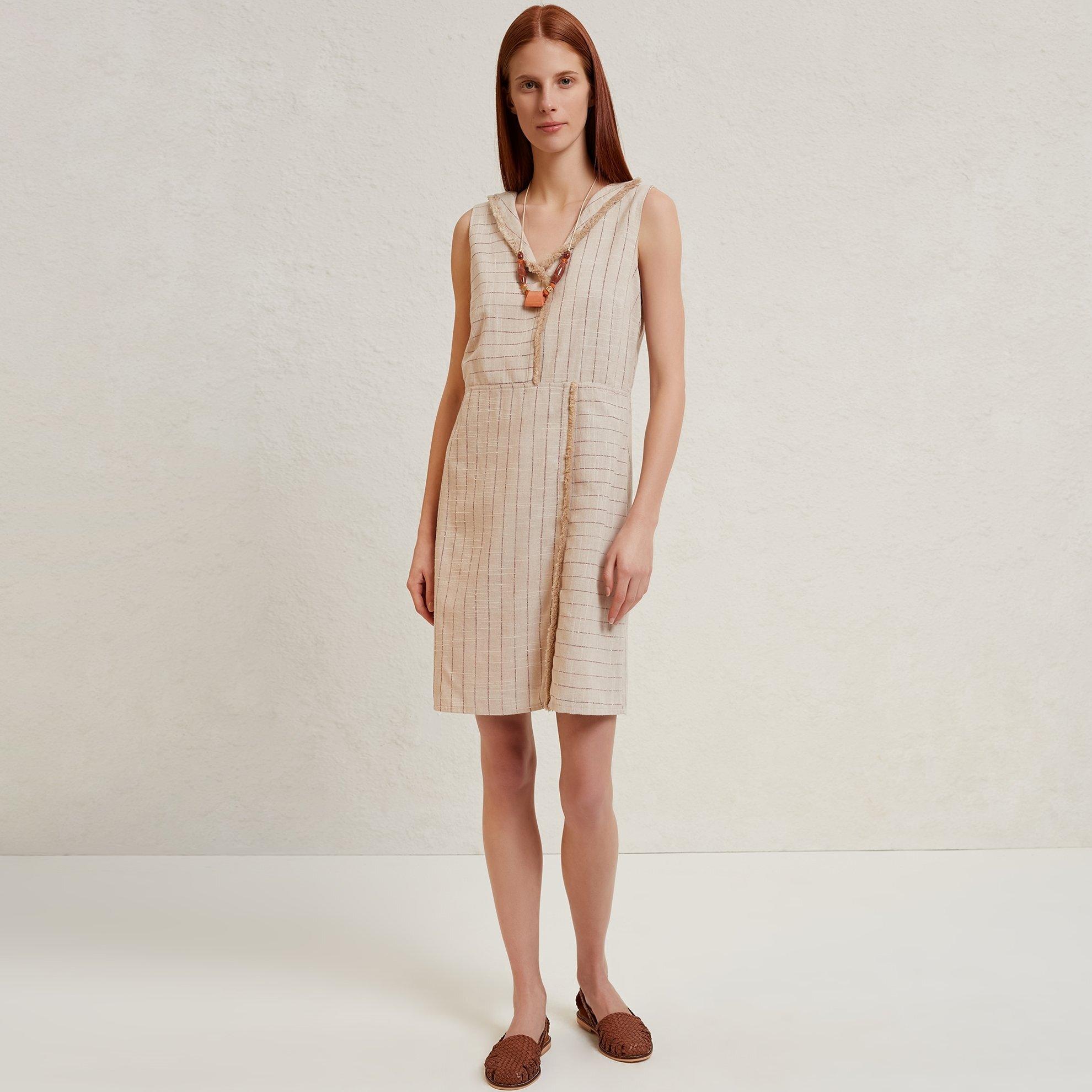Panelled Dress