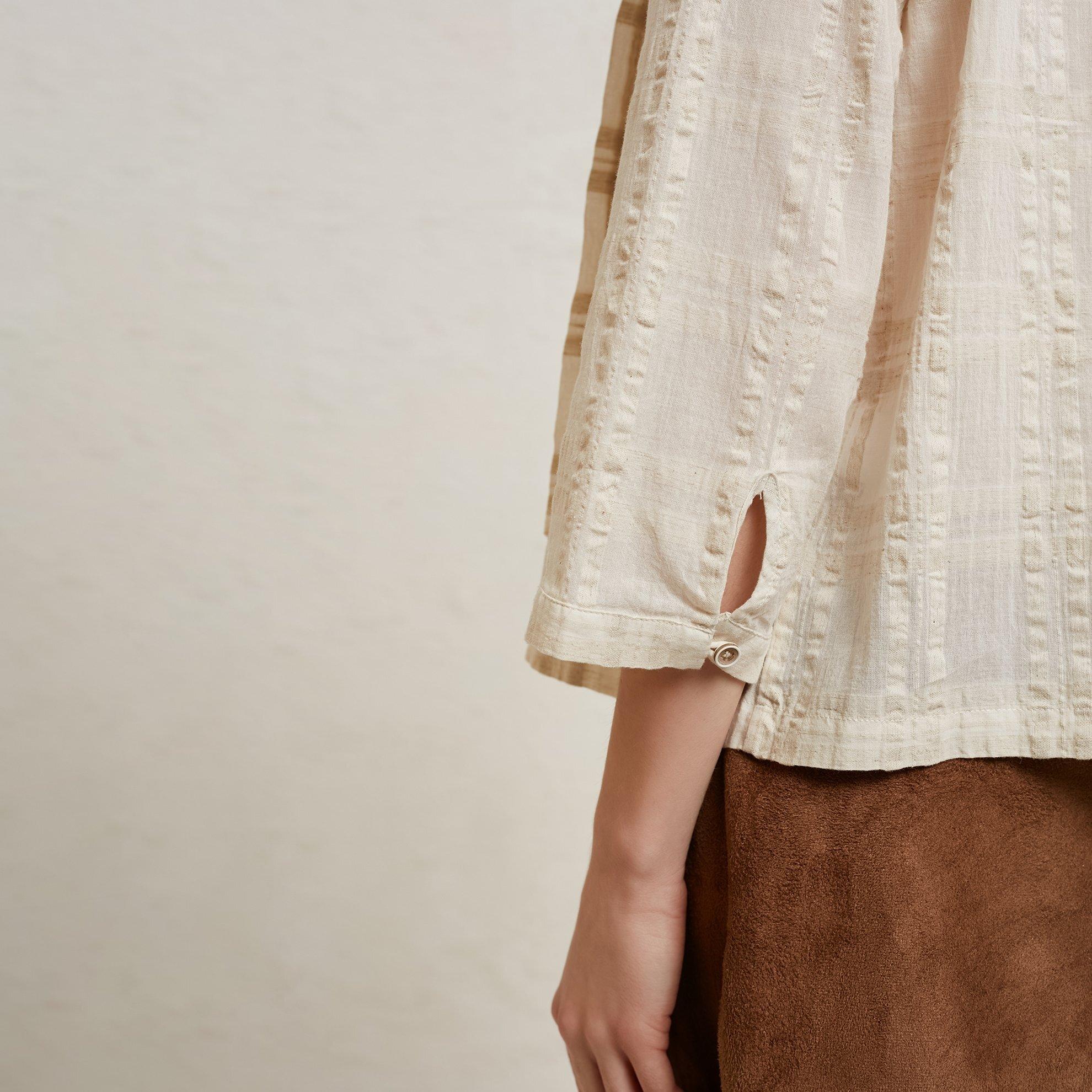 resm Kapama Detaylı Bluz