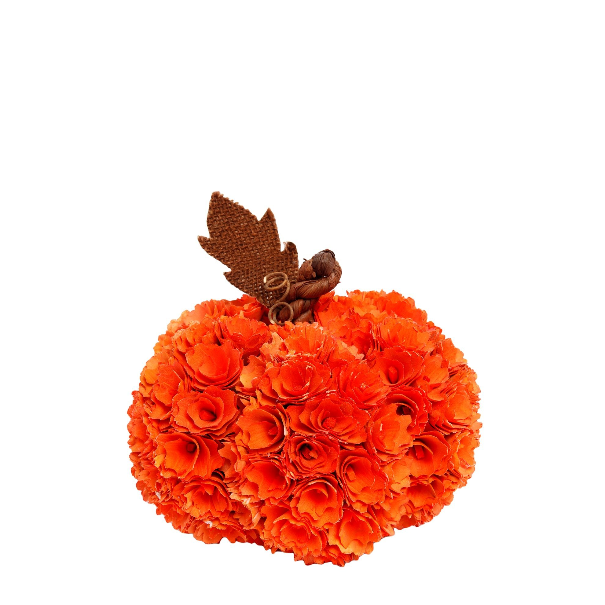 Decorative Pumpkin ( 24 X 24 Cm )
