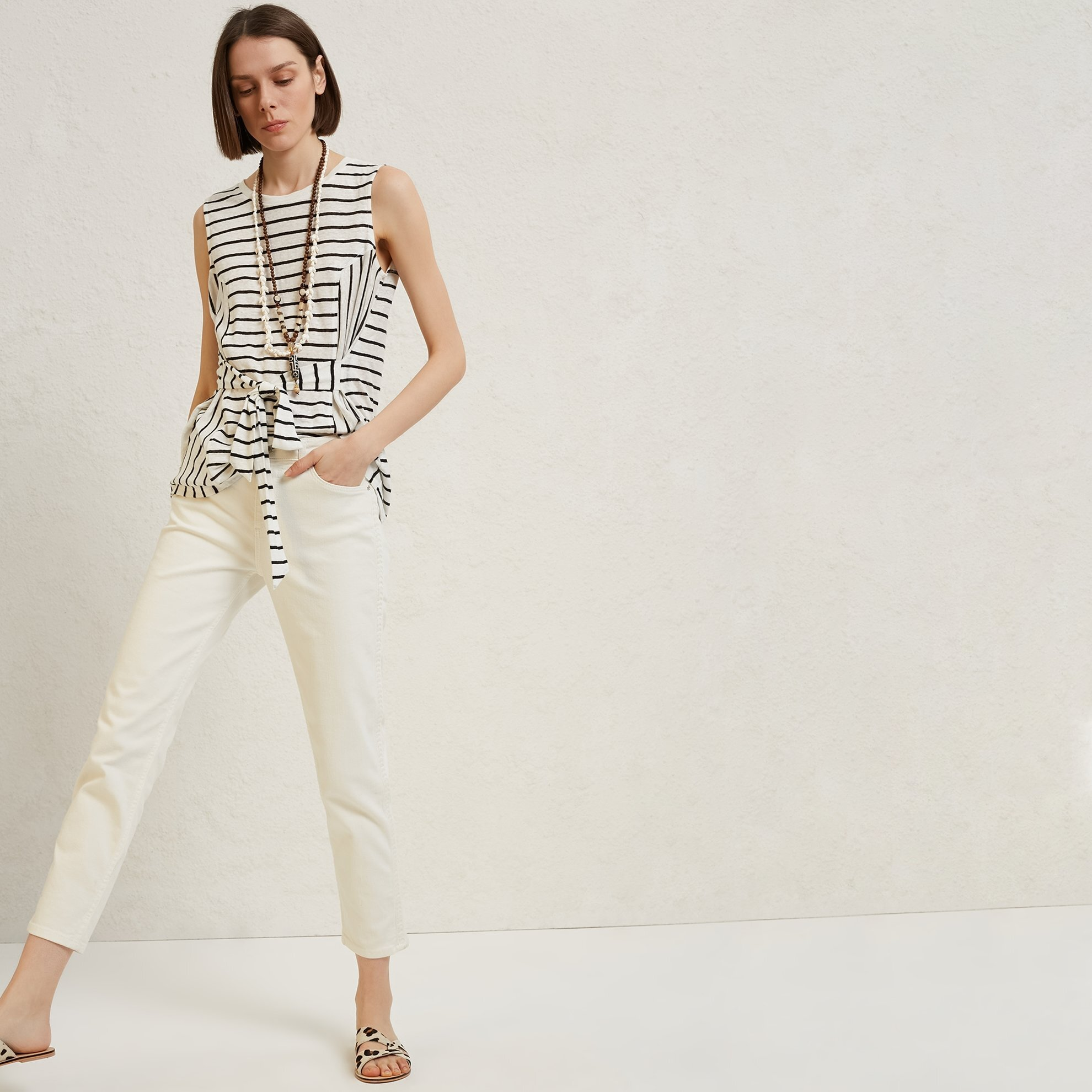 Damen Jeanshose mit Taschen
