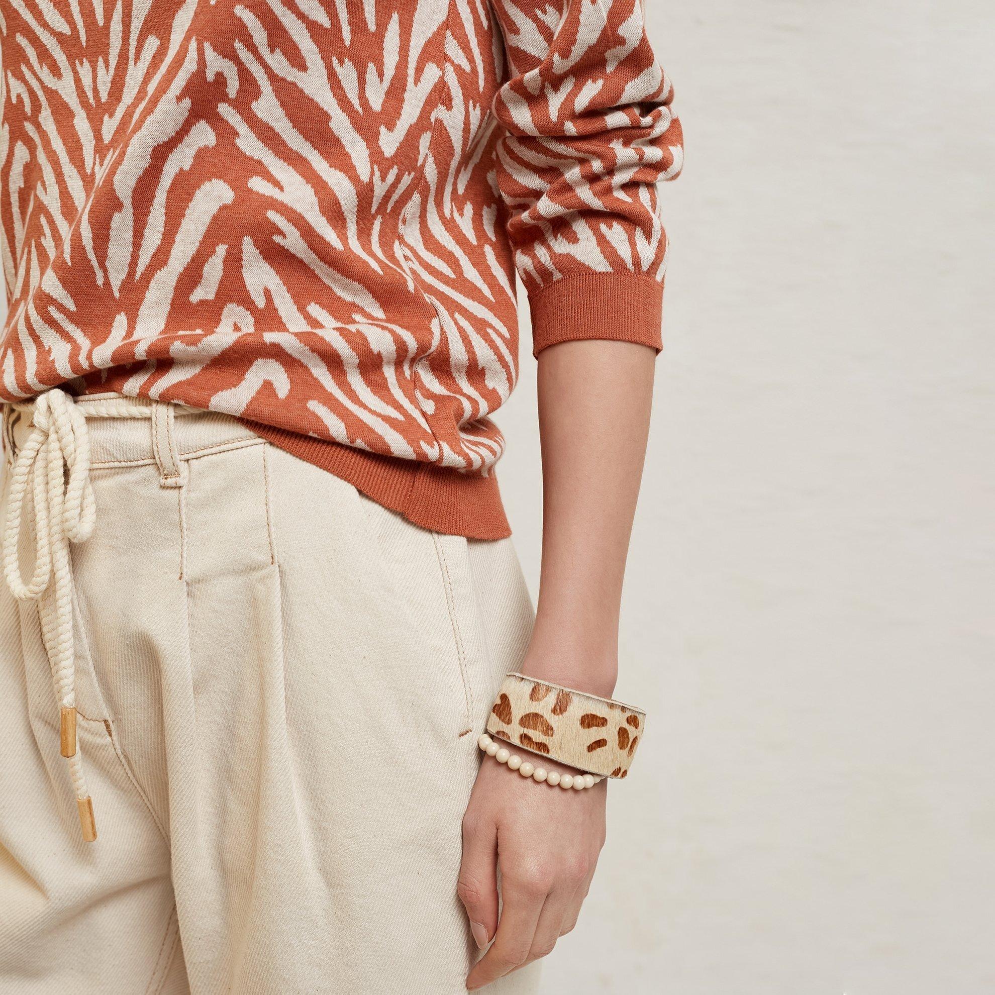 Jacquard Pattern Knitwear