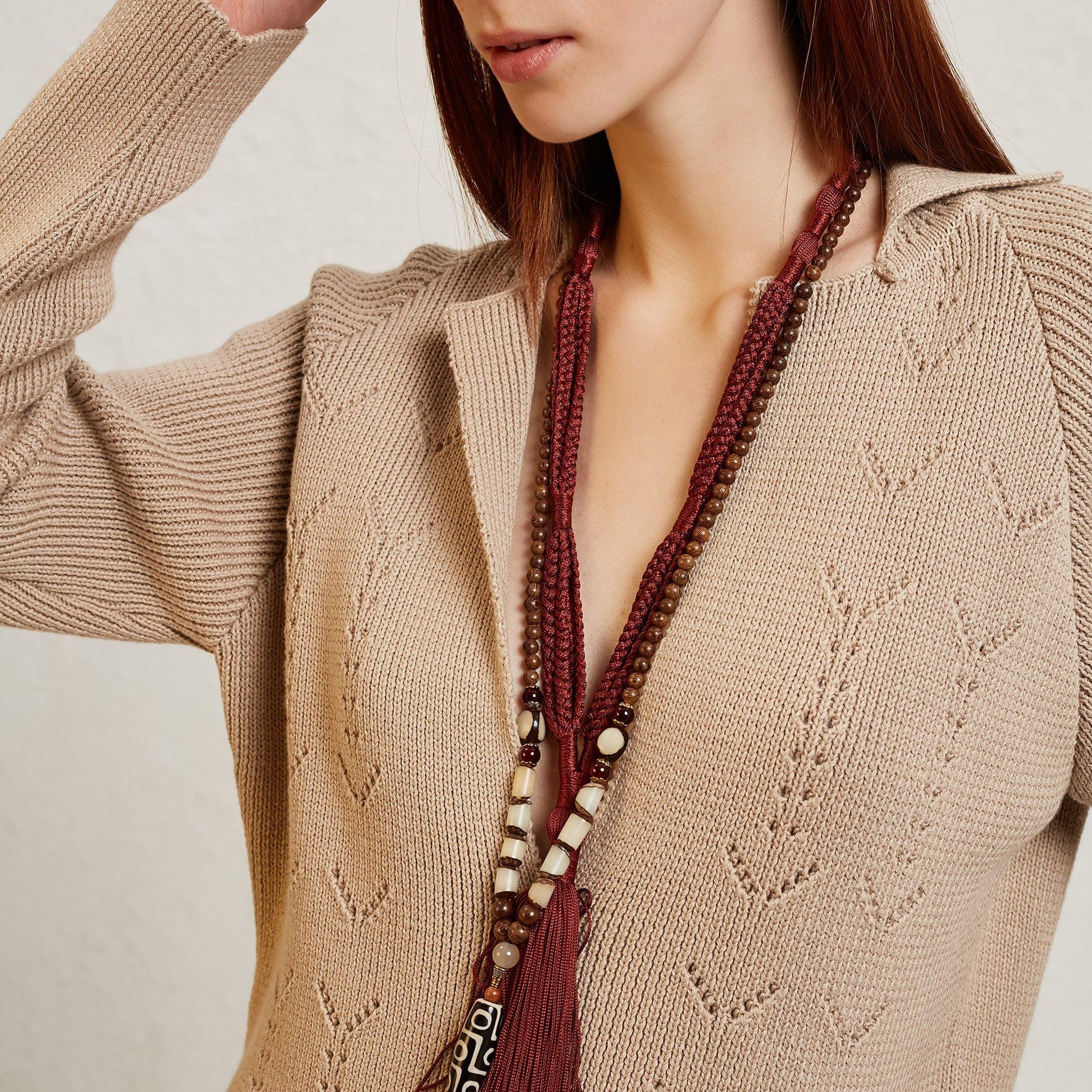 Knitwear Jacket
