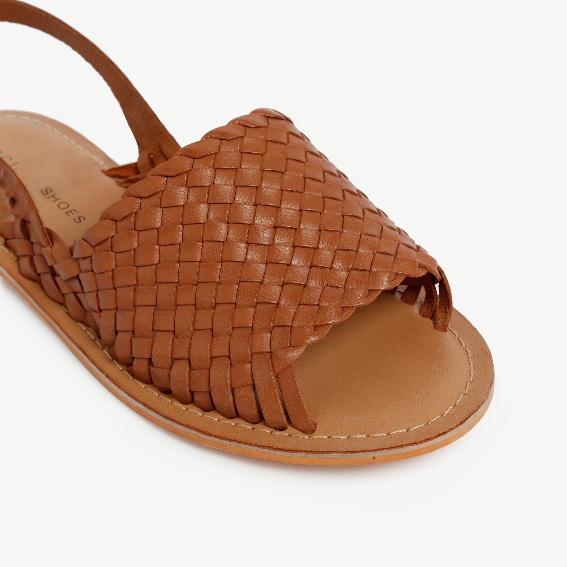 ed64d4a0d5a18 Woven Leather Sandal  Woven Leather Sandal ...