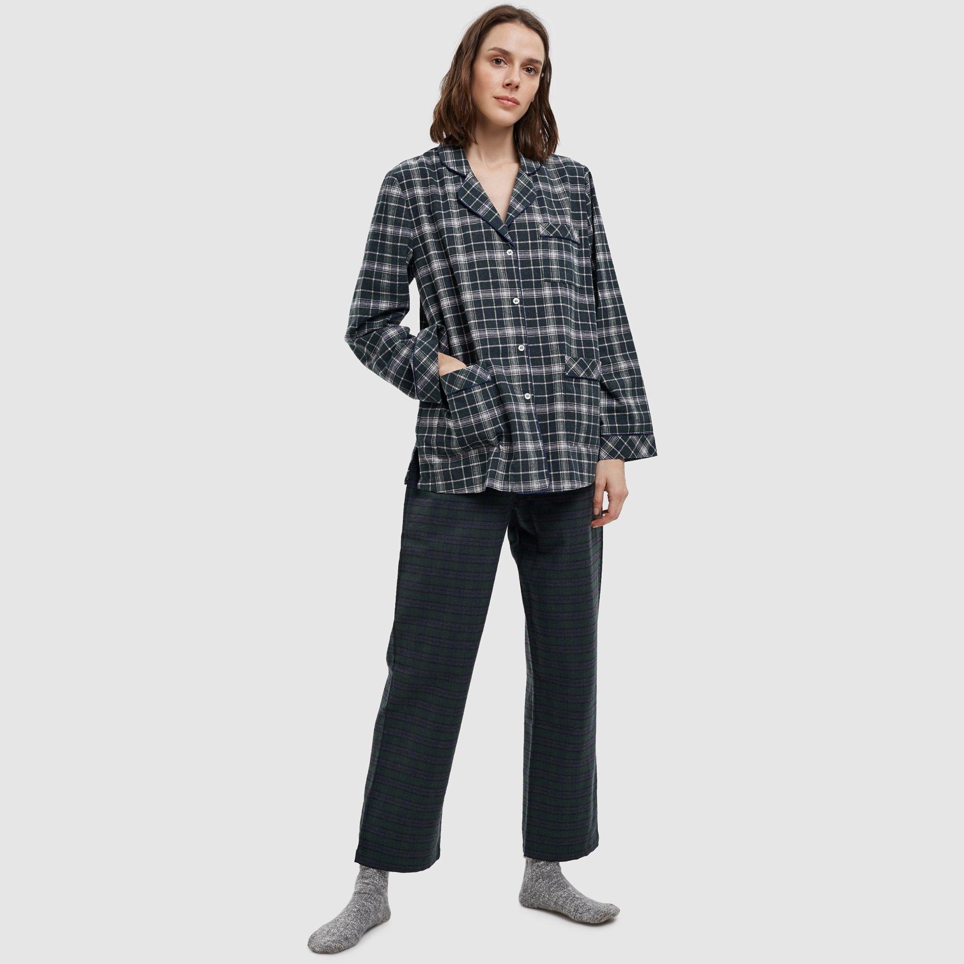 Biye Detaylı Pijama Altı