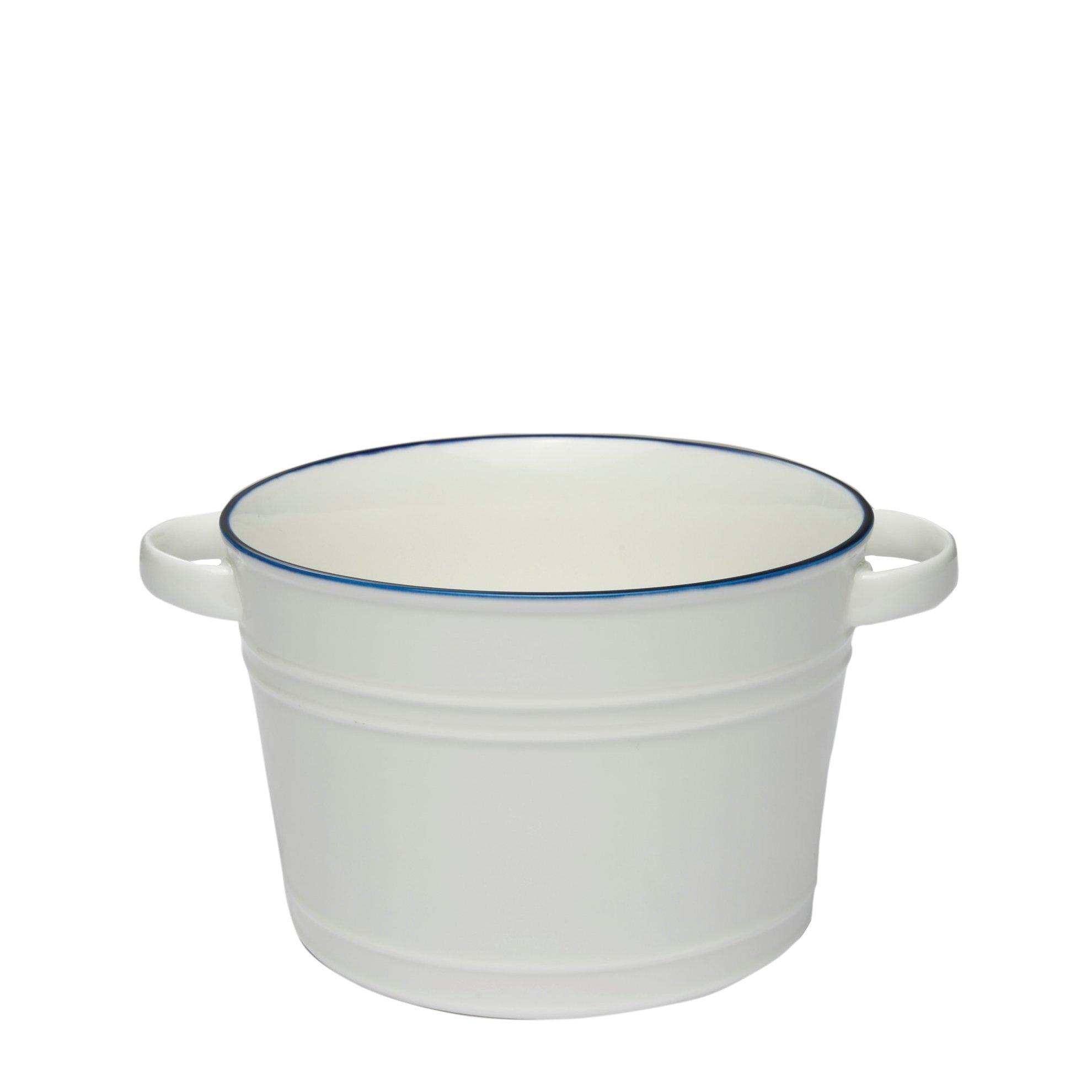 Porselen Süzgeç (27,5x21,5x14,5cm)