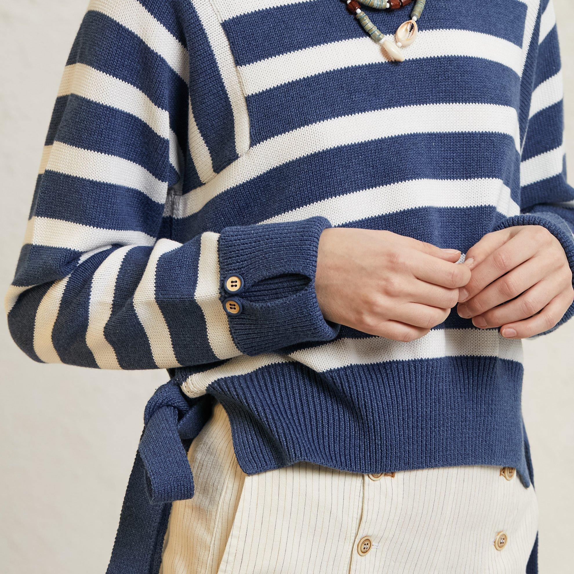 Tie Detail Knitwear