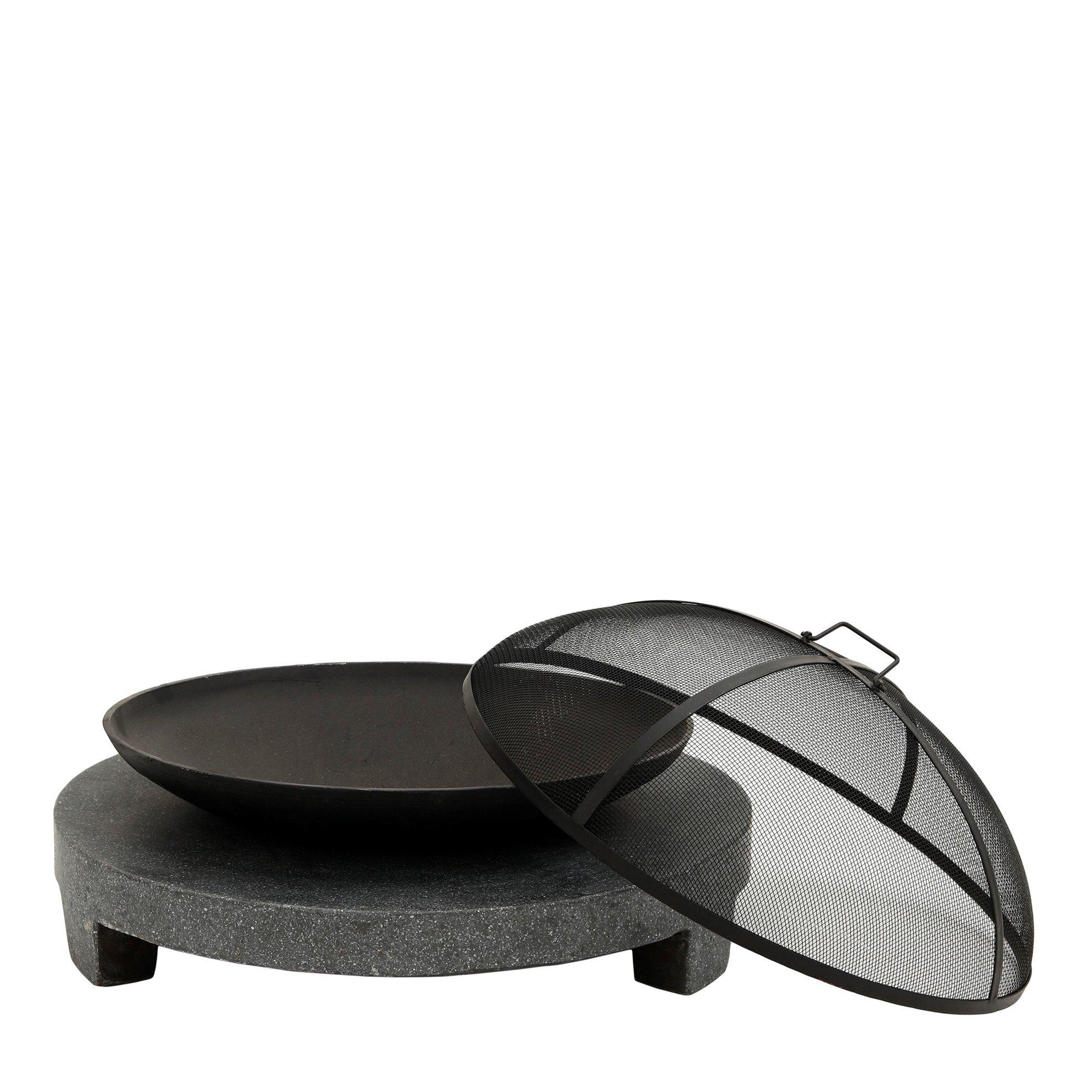 Şömine & Koruma Sacı (68x23 Cm / 58x21cm)