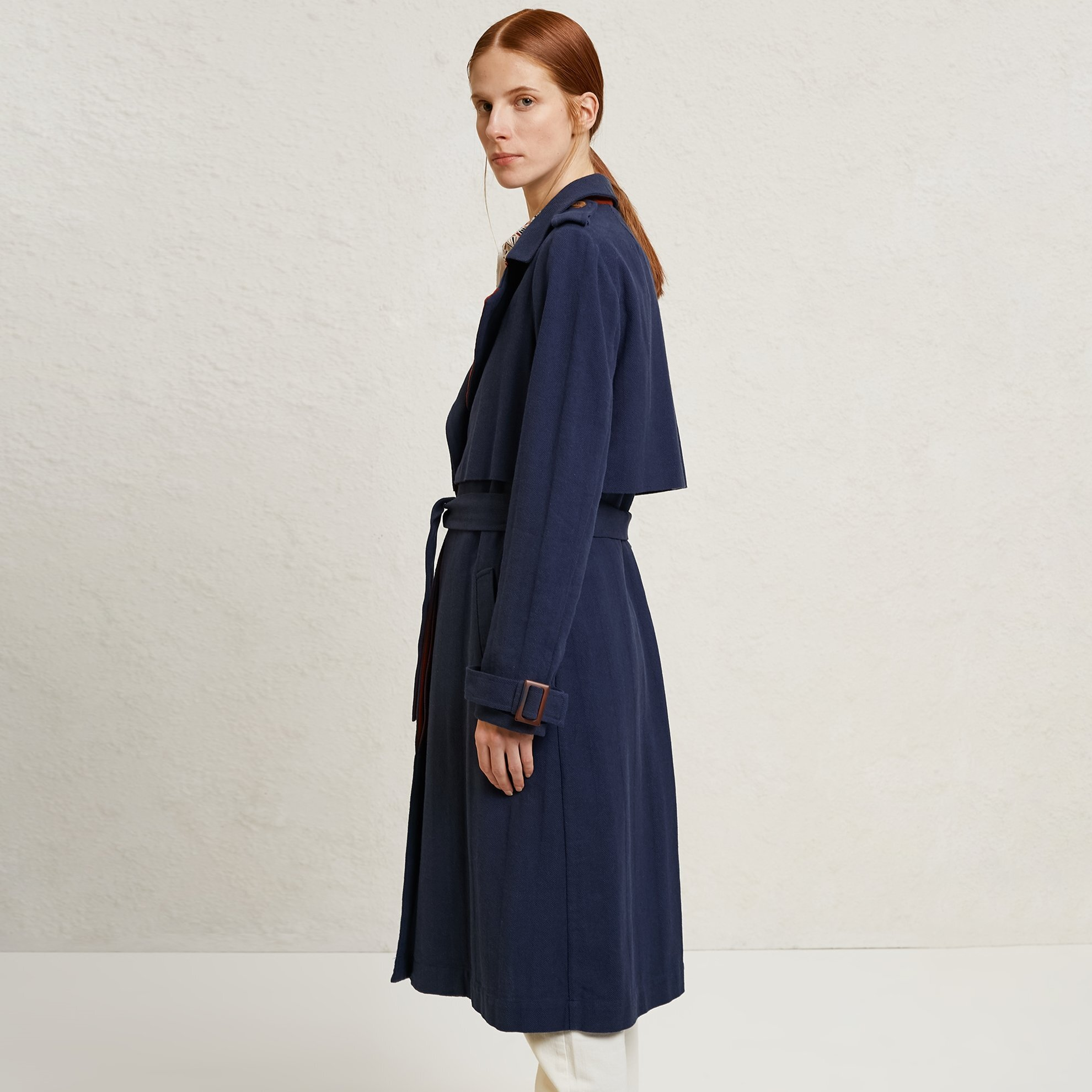 Double Layer Trench