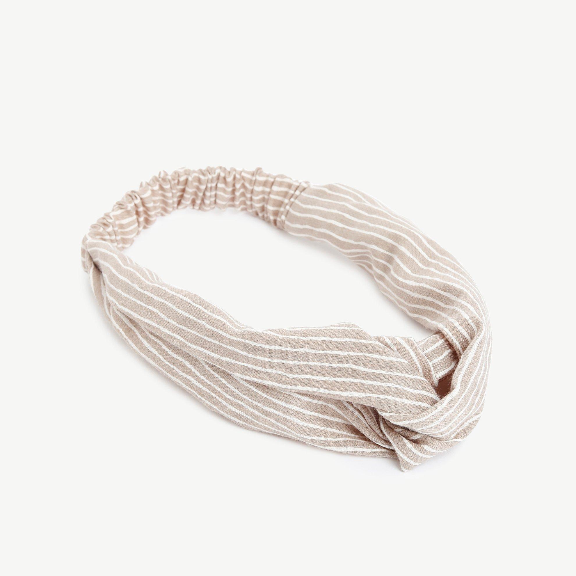 Haarband mit Streifen