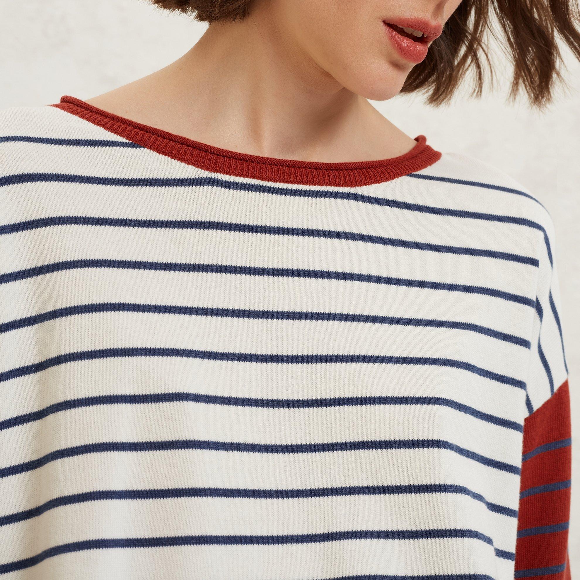Striped Knitwear