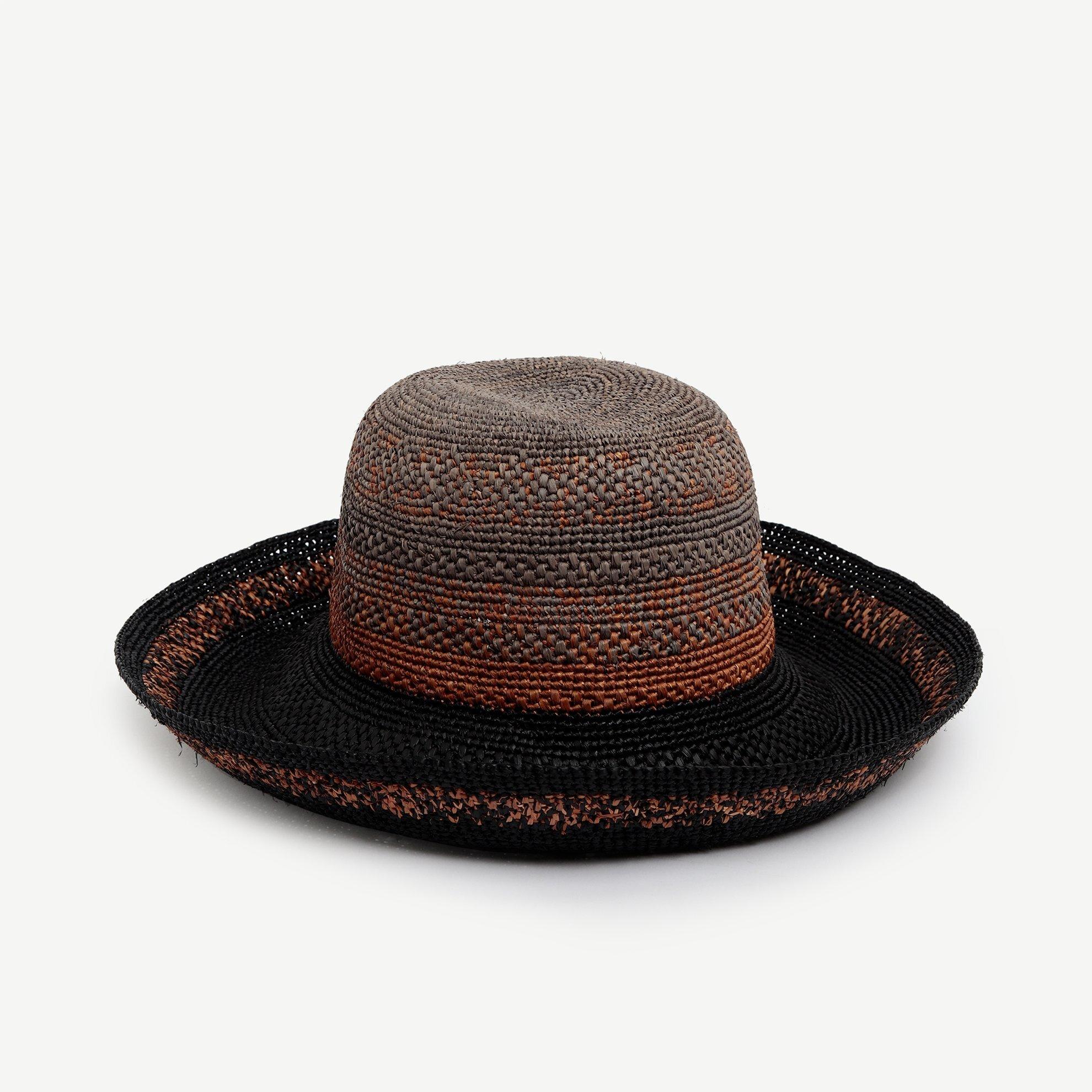 Renkli Kloşe Şapka