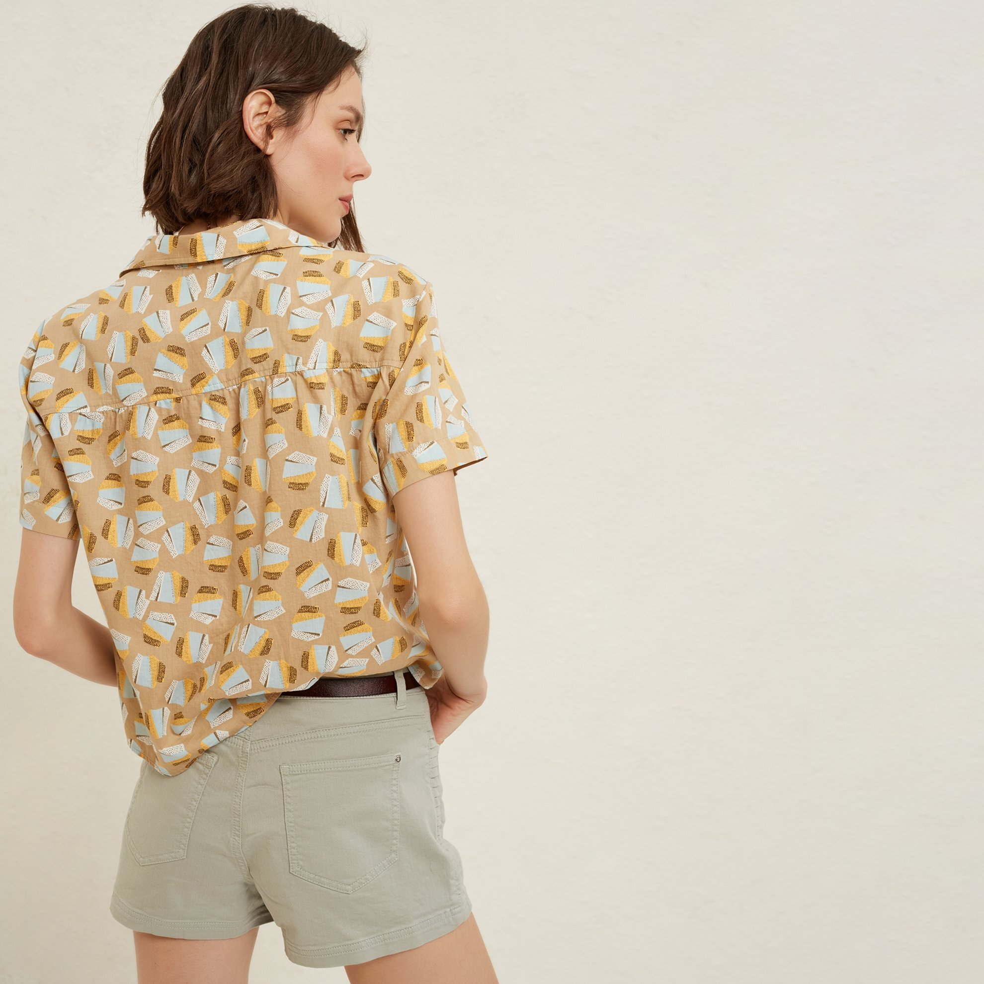 Tie Detail Shirt