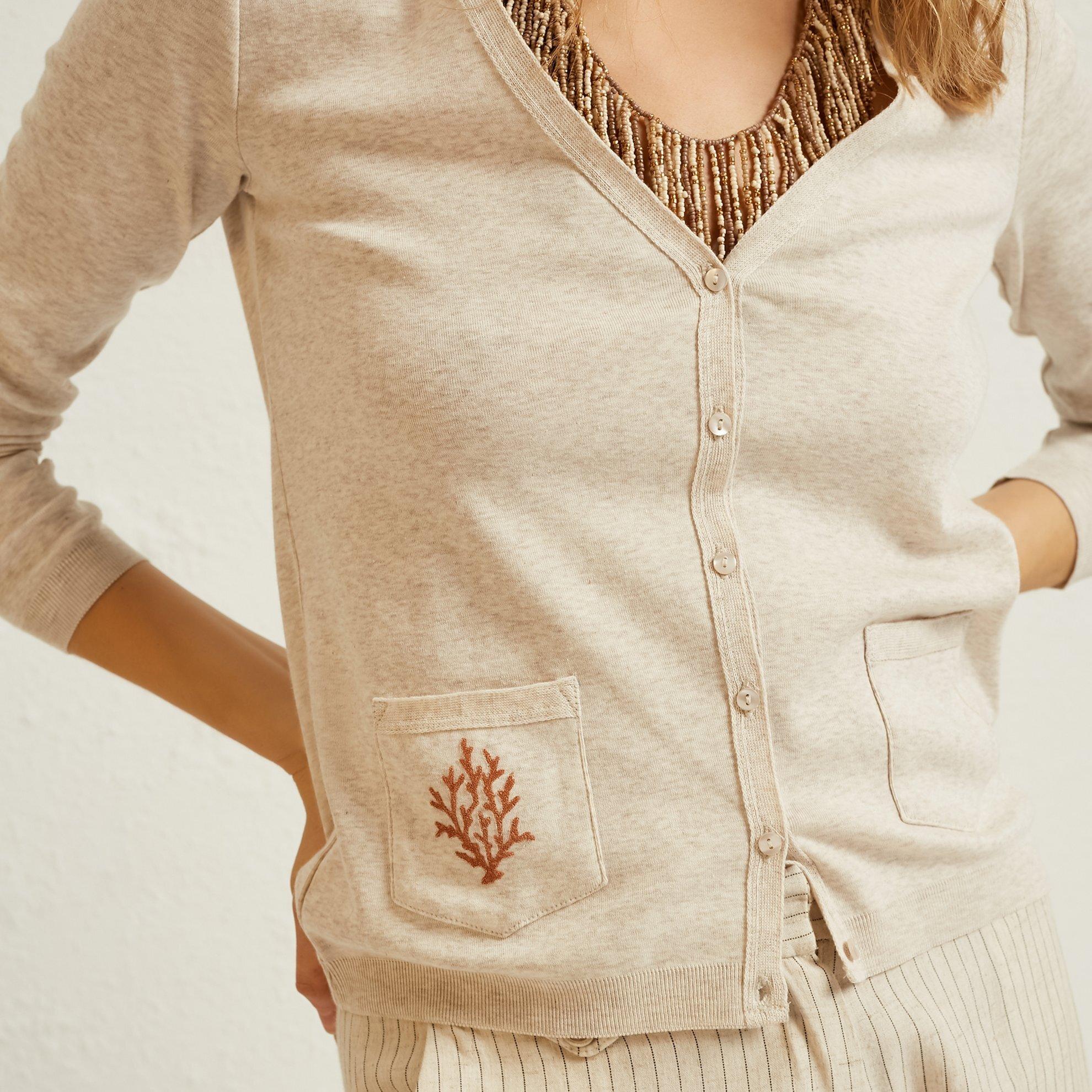 Print Detail Knitwear