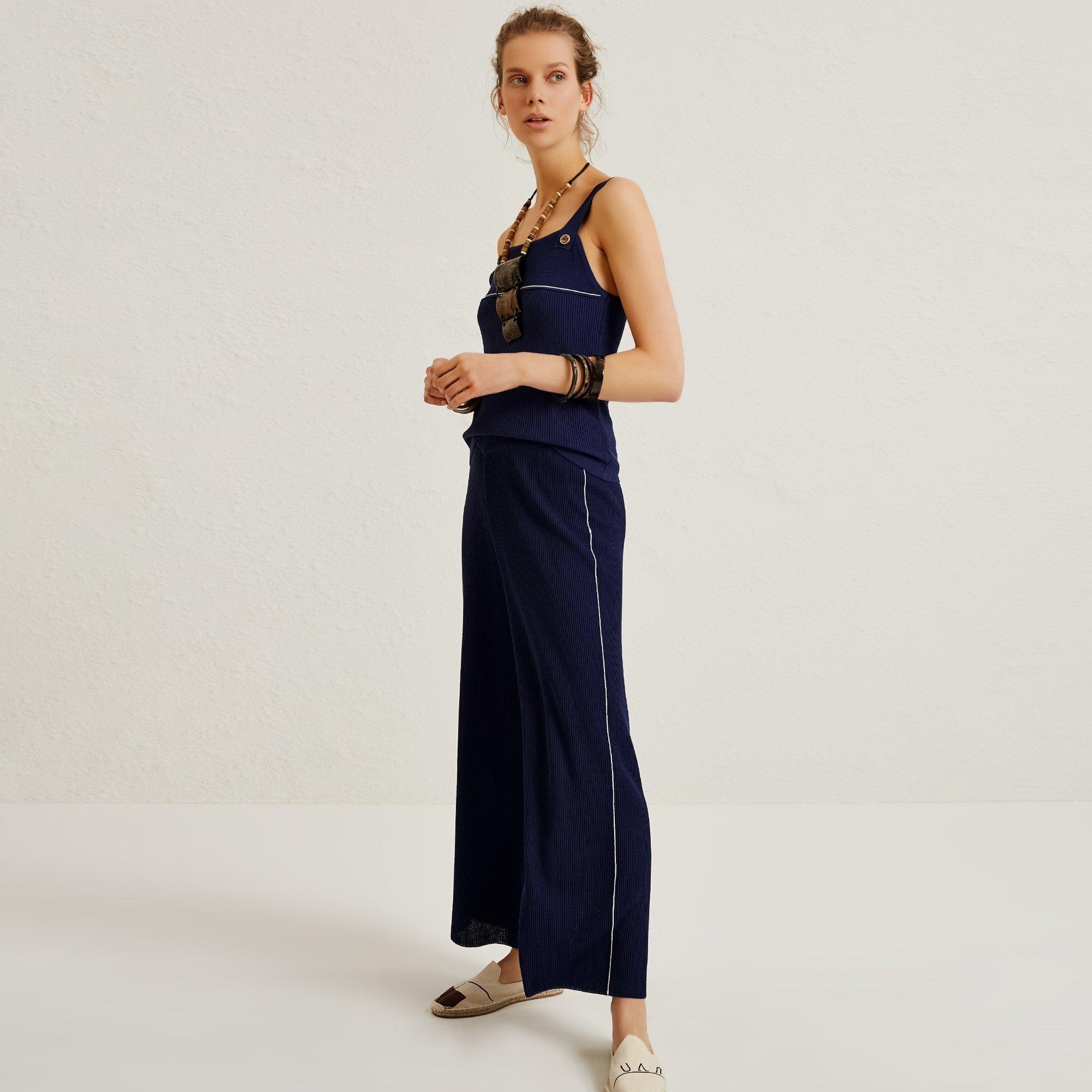 Knitwear Trouser