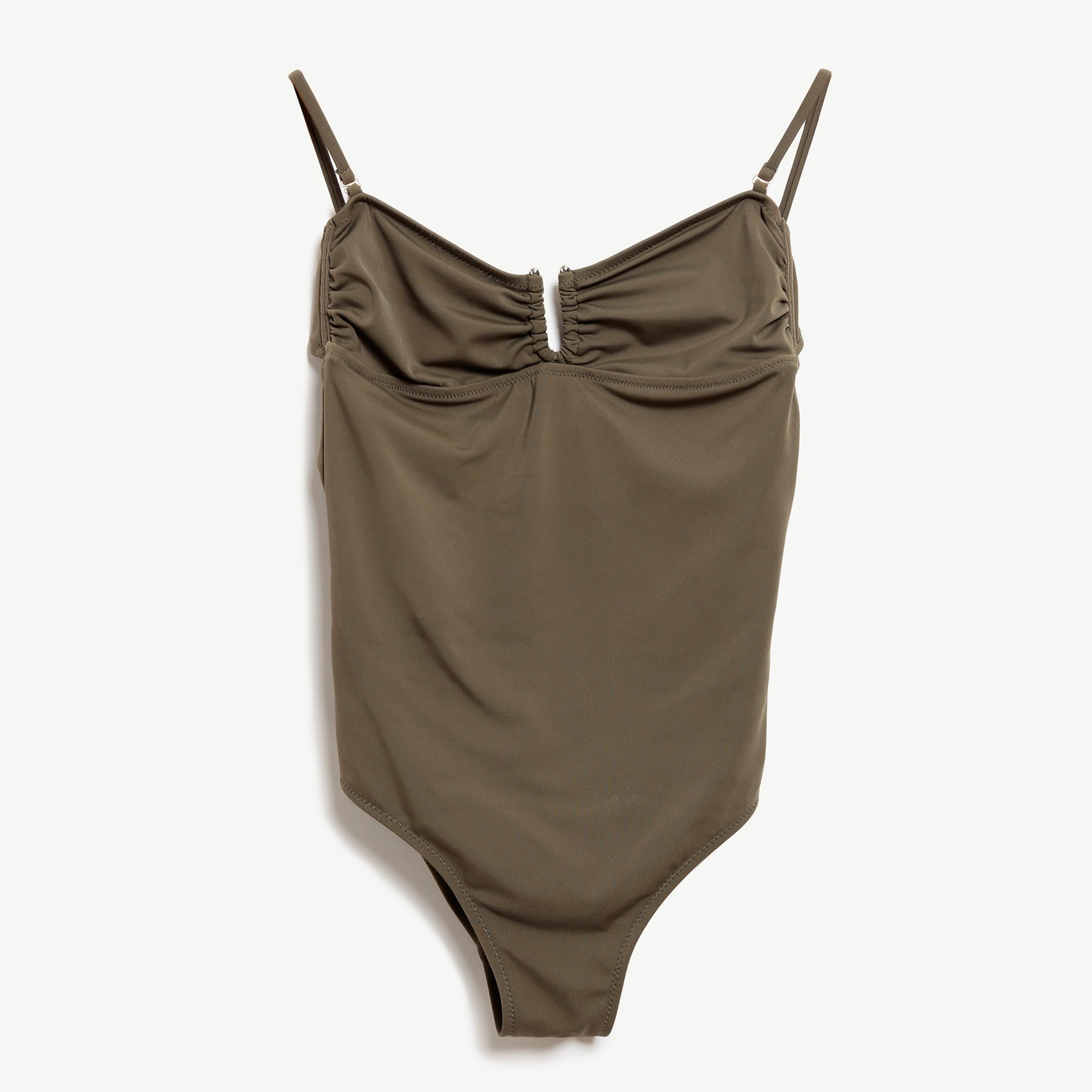 Tie On Back Swimsuit
