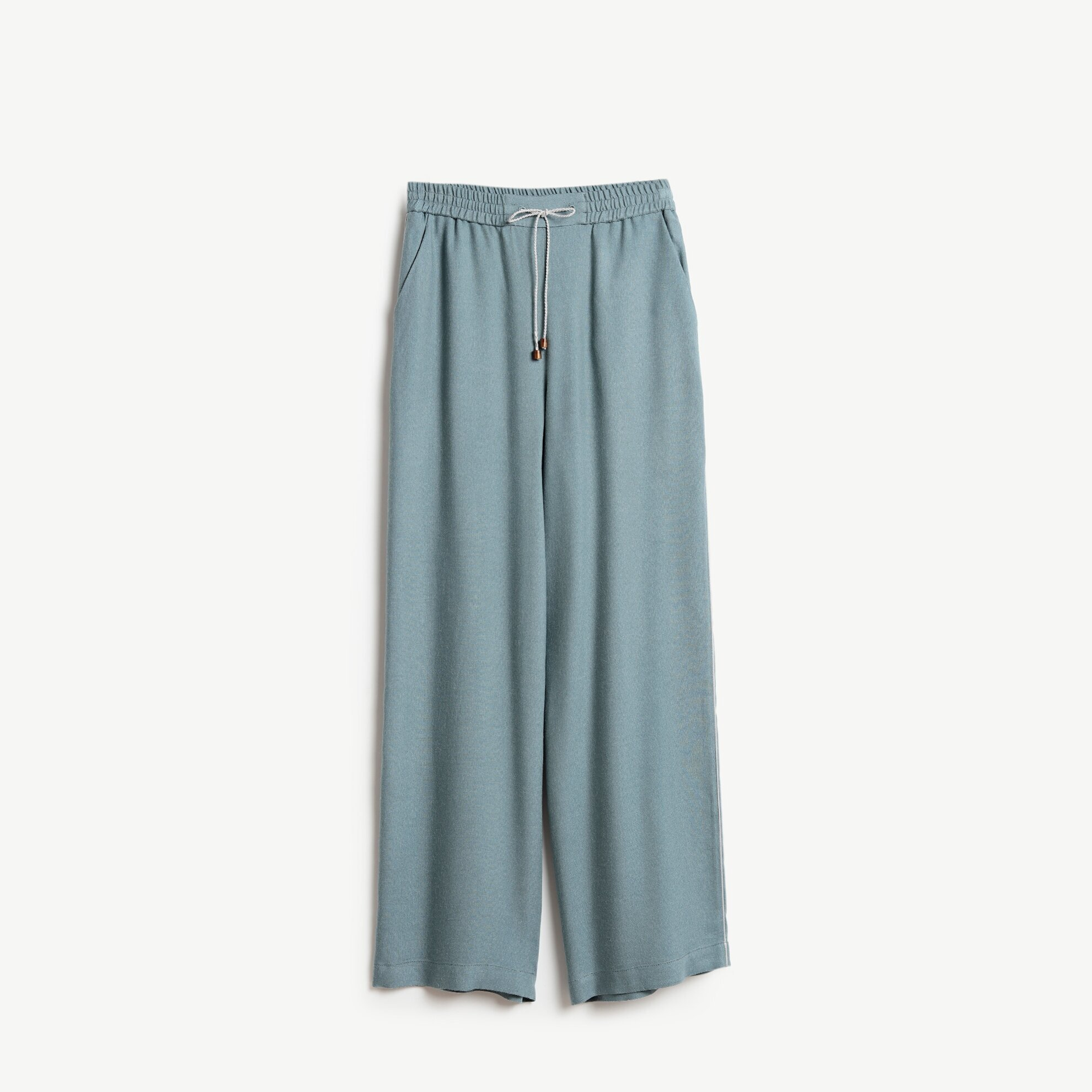 Biye Detaylı Pantolon