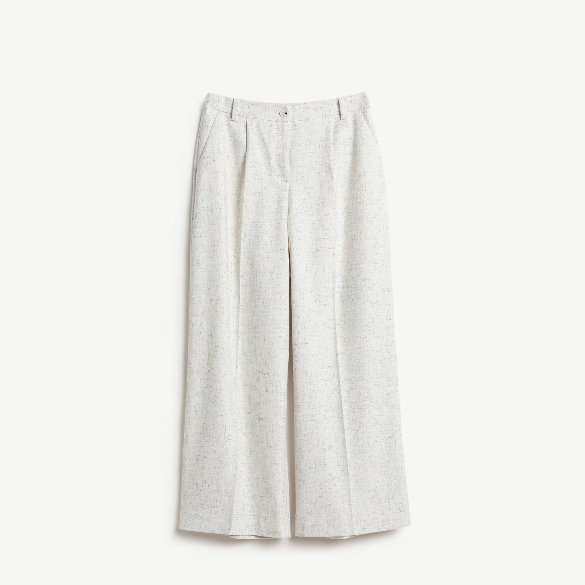 Pleat Detailed Trousers