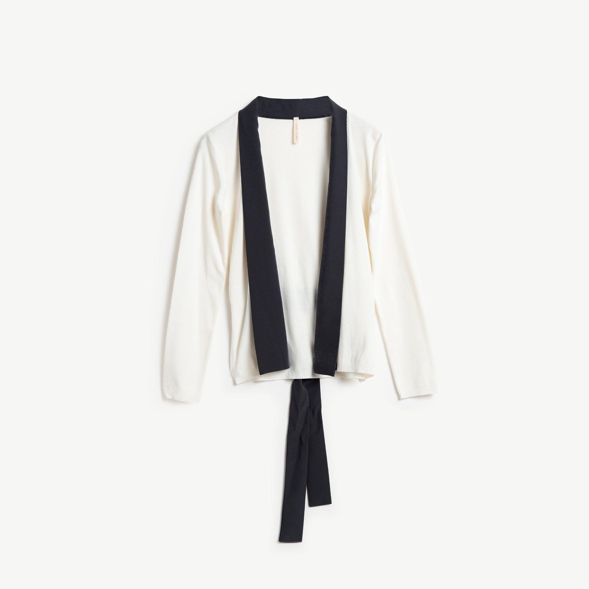 Belt Detailed Knitwear