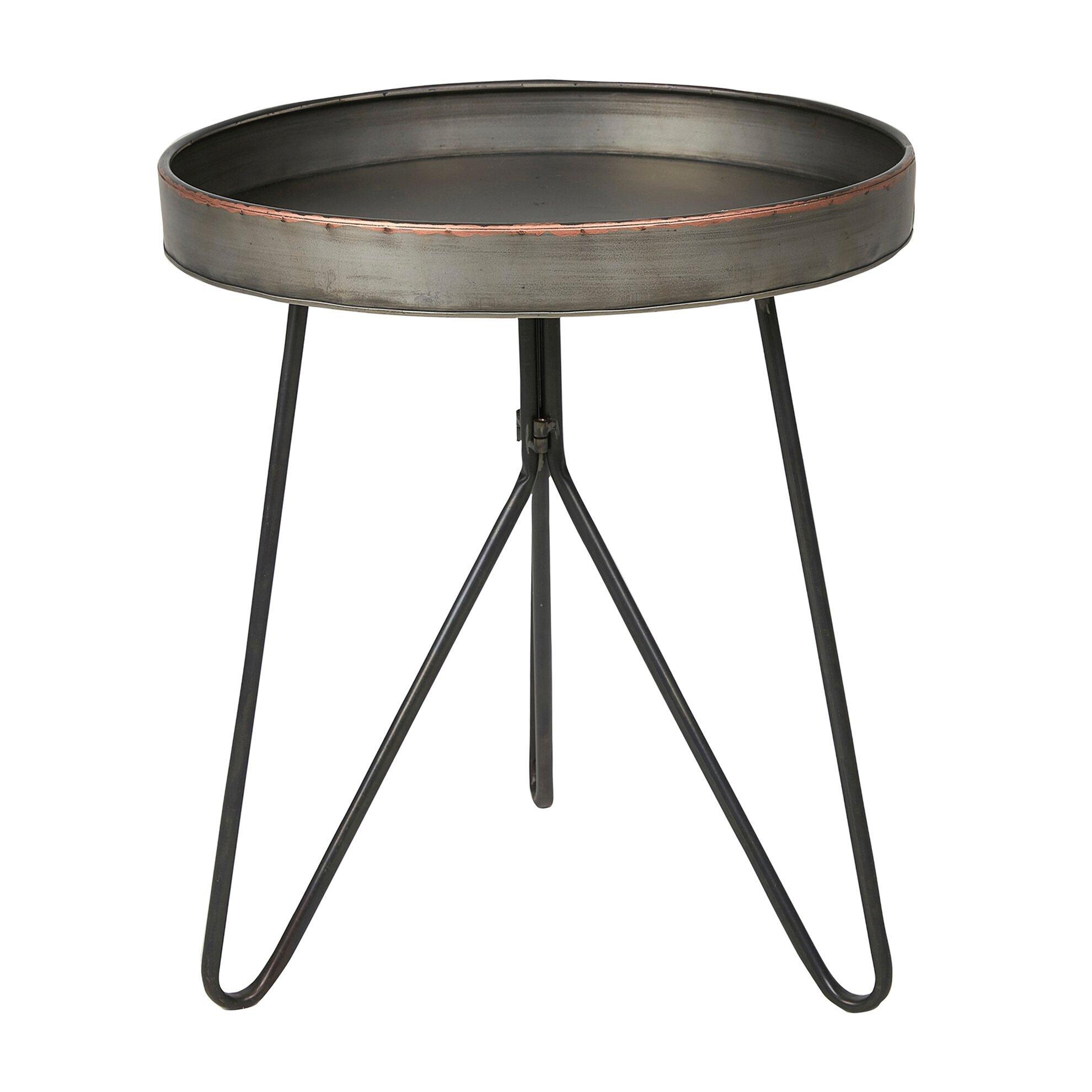 Metal Side Table ( 60 X 67 Cm )