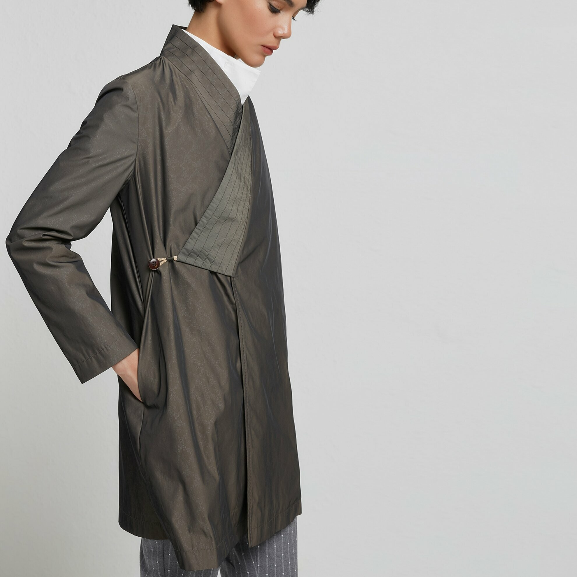 Damen Kimono-Mantel
