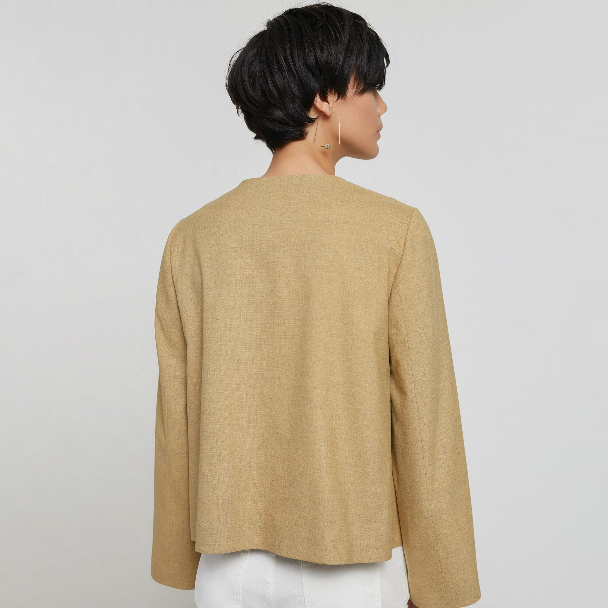 Yakasız Ceket