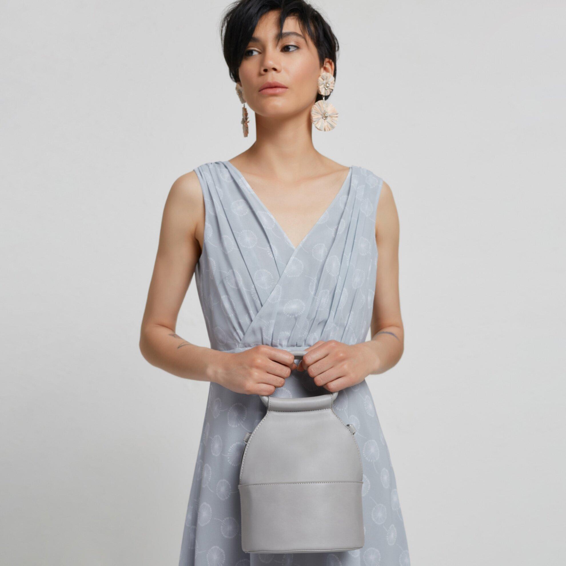 Drapeli Elbise