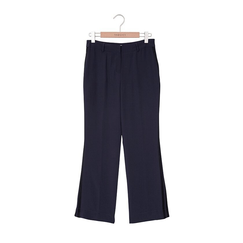 Side Detailed Pants