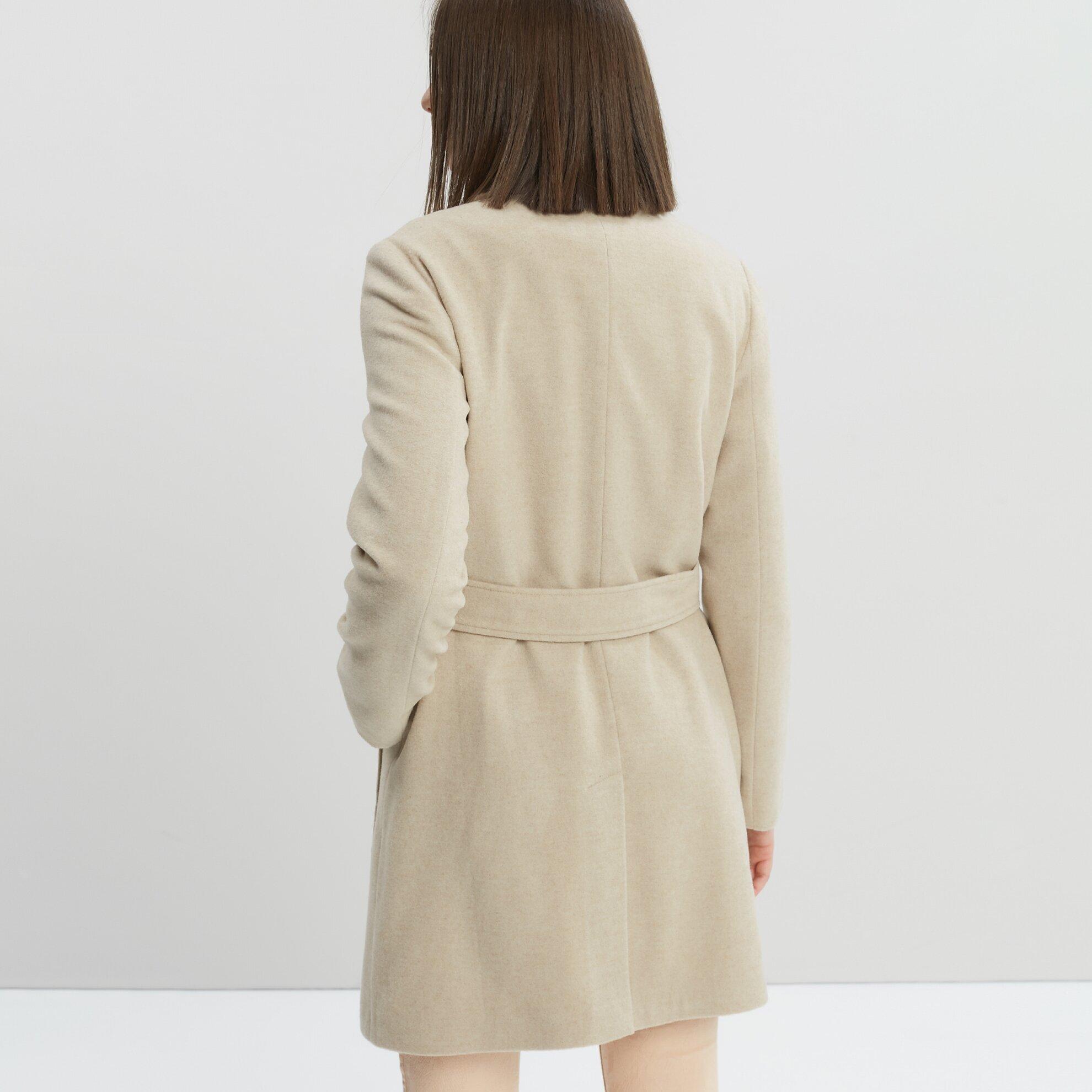 Cepli Uzun Palto