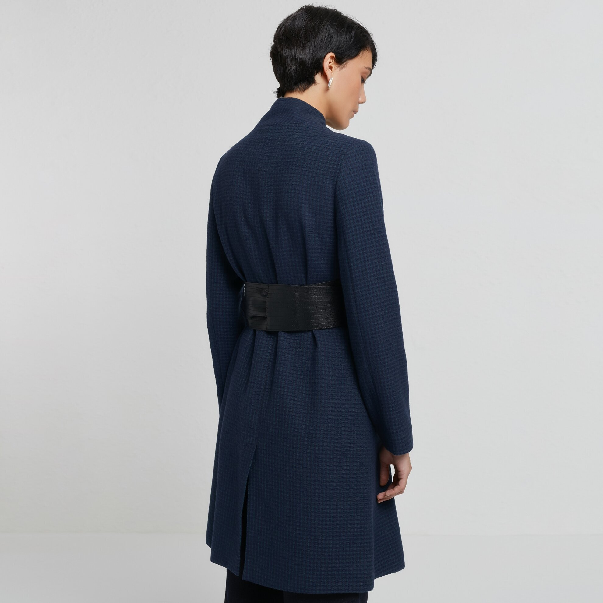 Kimono Yaka Palto