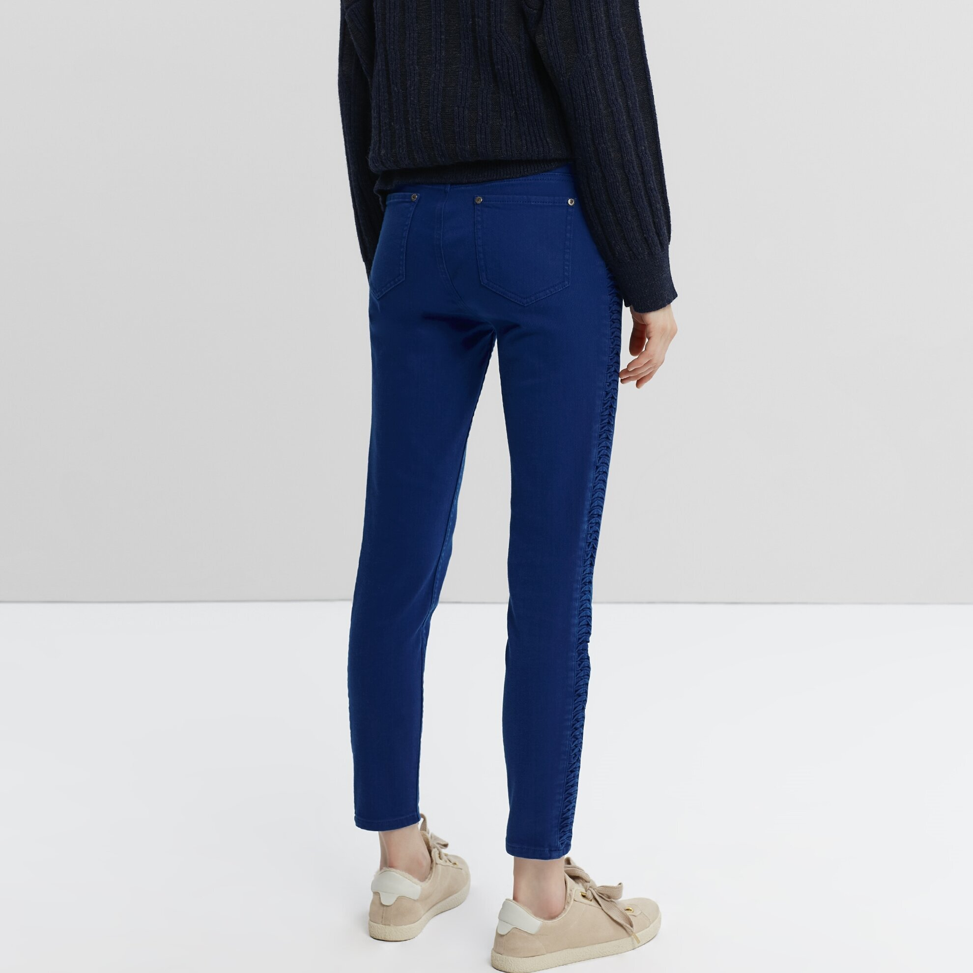 Katlama Detaylı Pantolon