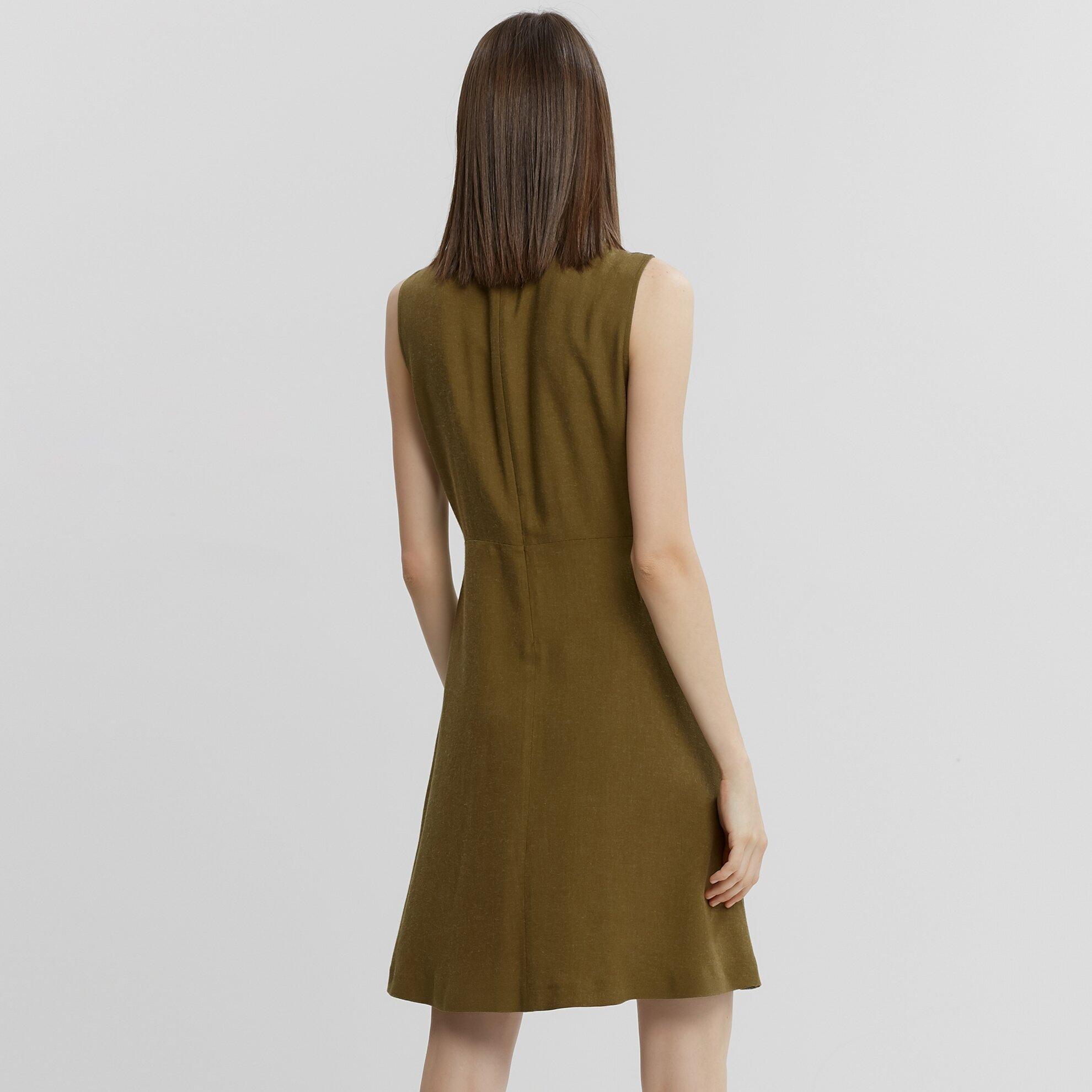 Tulle Detailed Dress