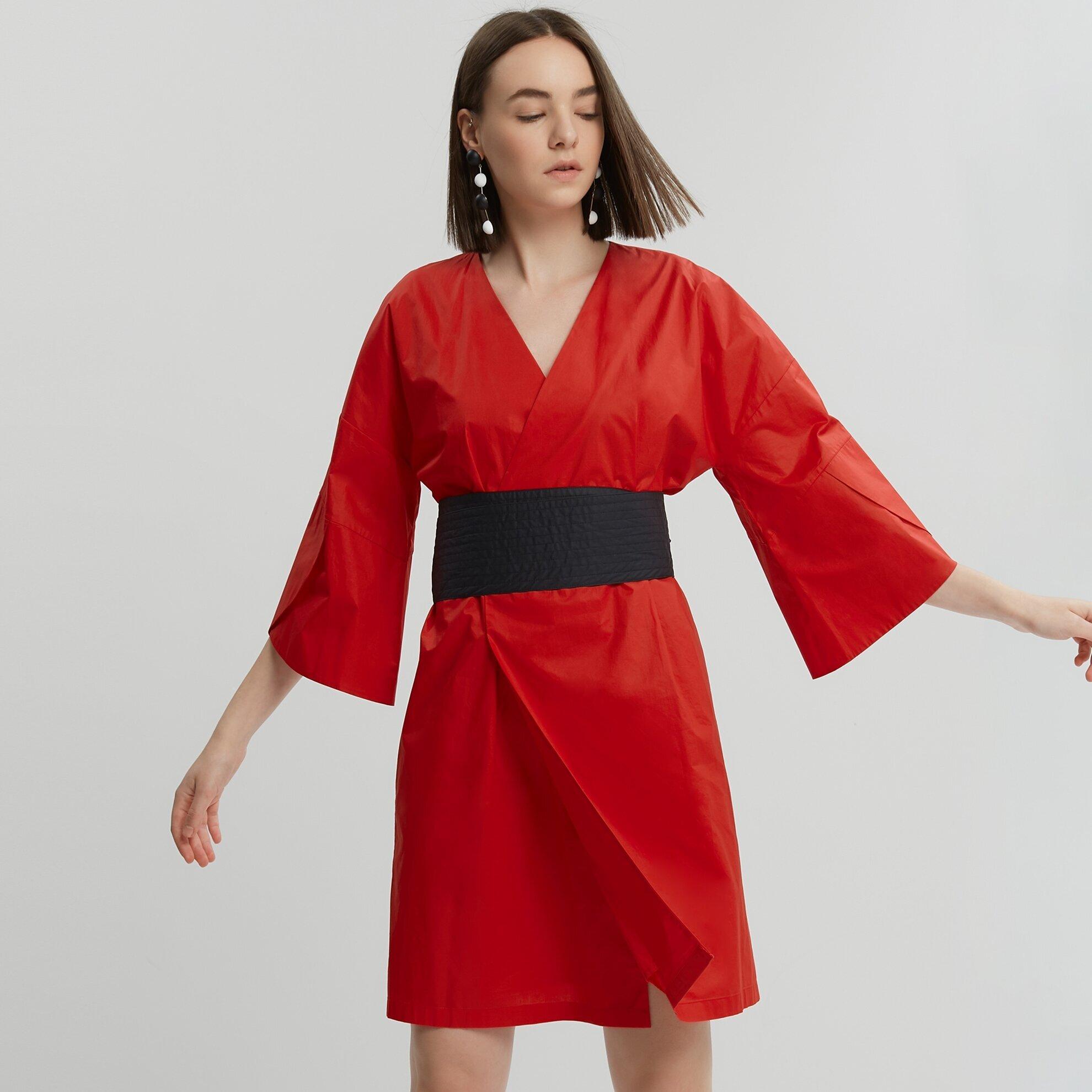 Kimono Elbise