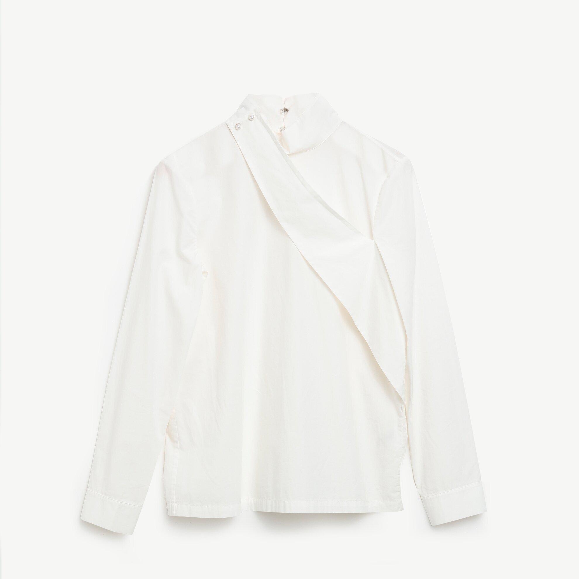 Collar Detailed Shirt