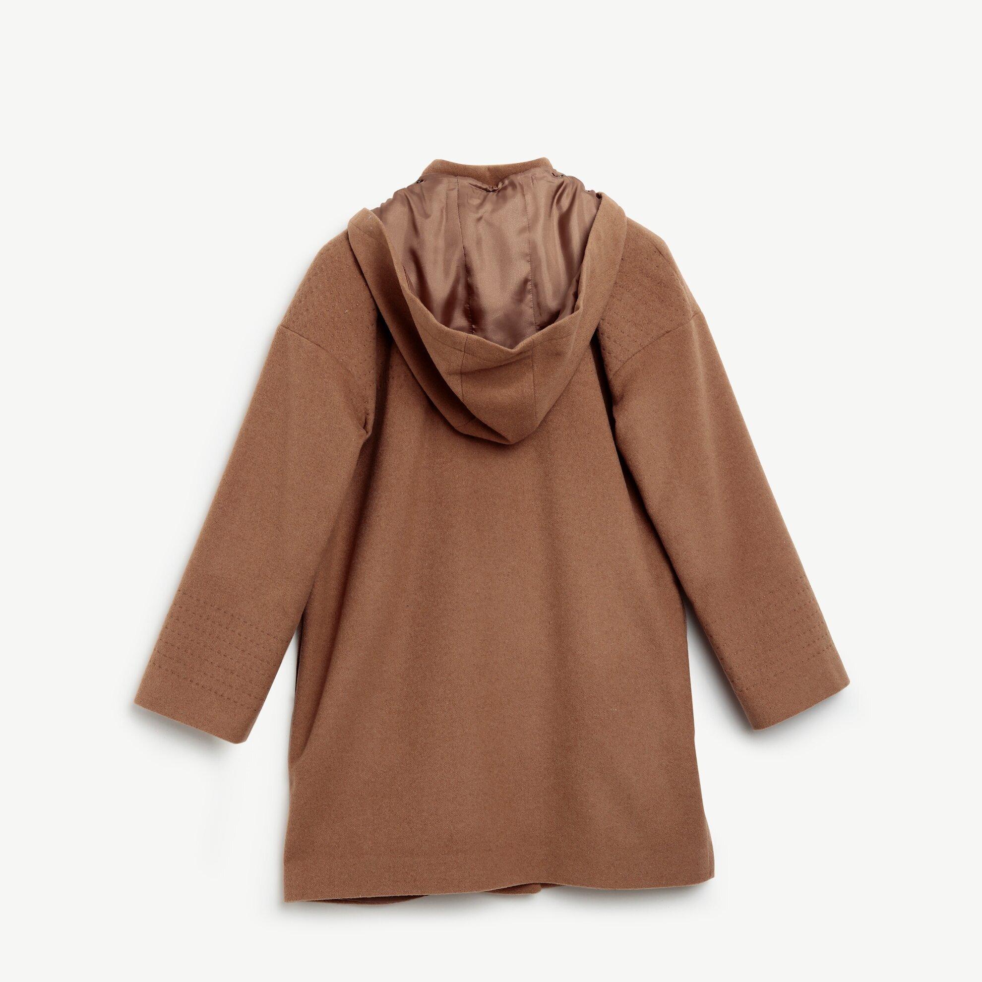 Dikiş Detaylı Palto
