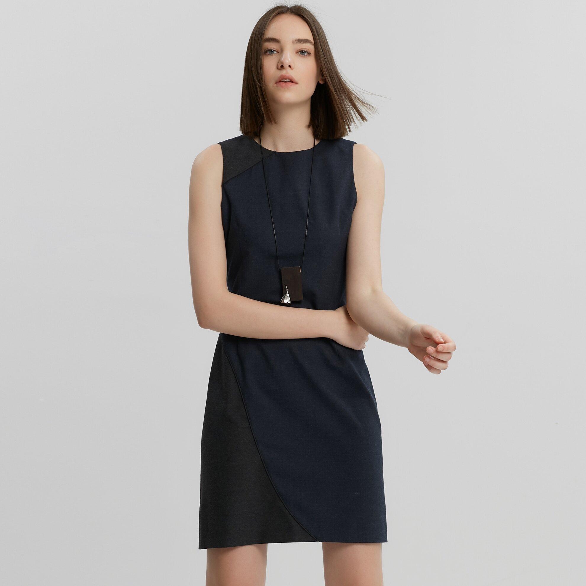 Bağ Detaylı Elbise